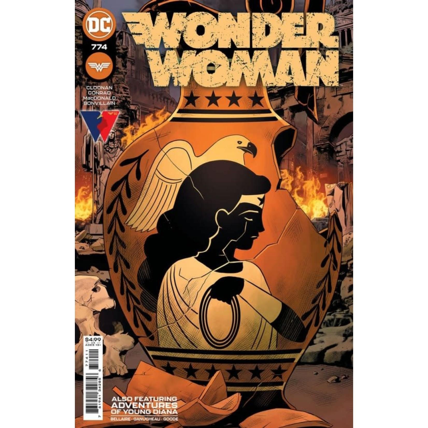 DC Comics Wonder Woman #774