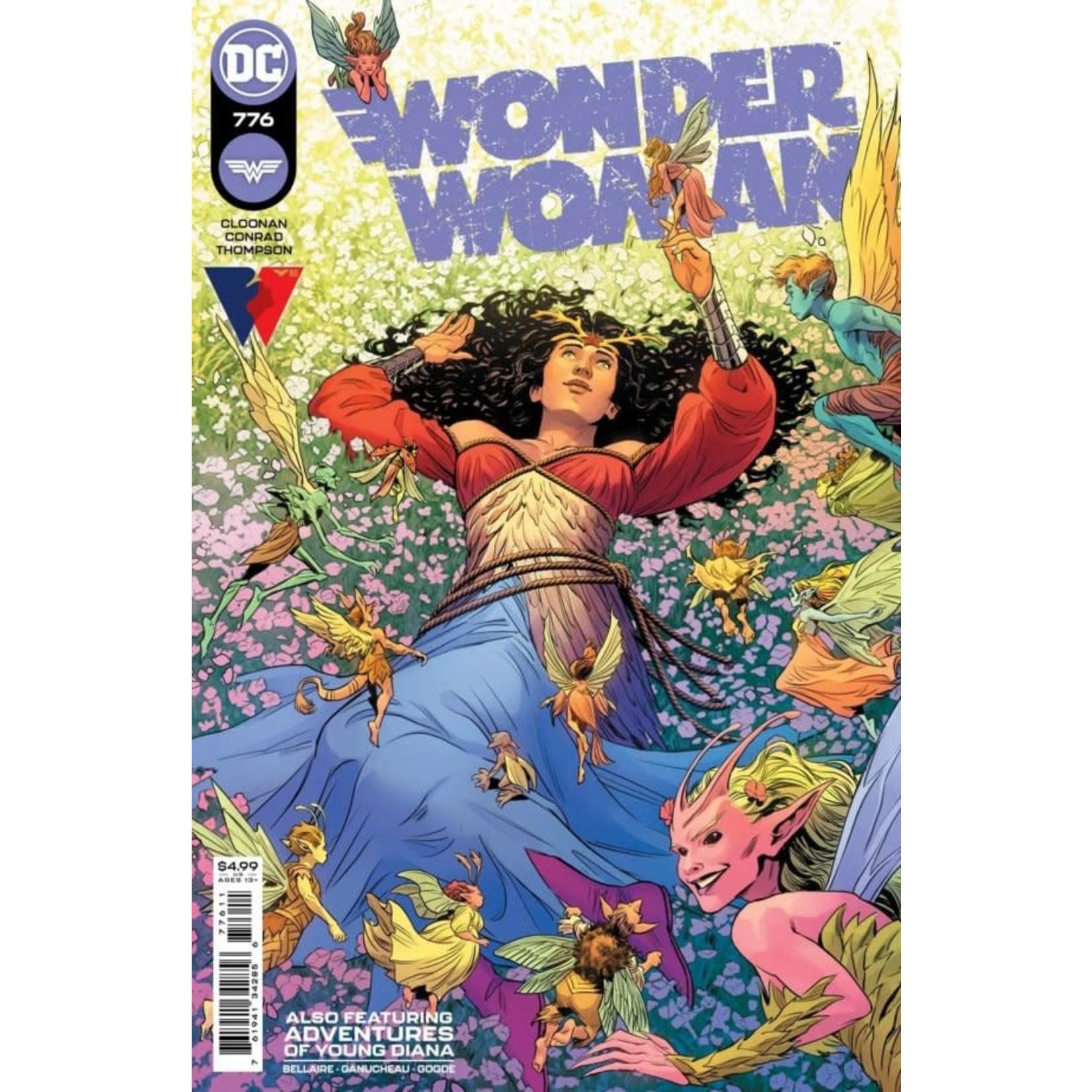 DC Comics Wonder Woman #776