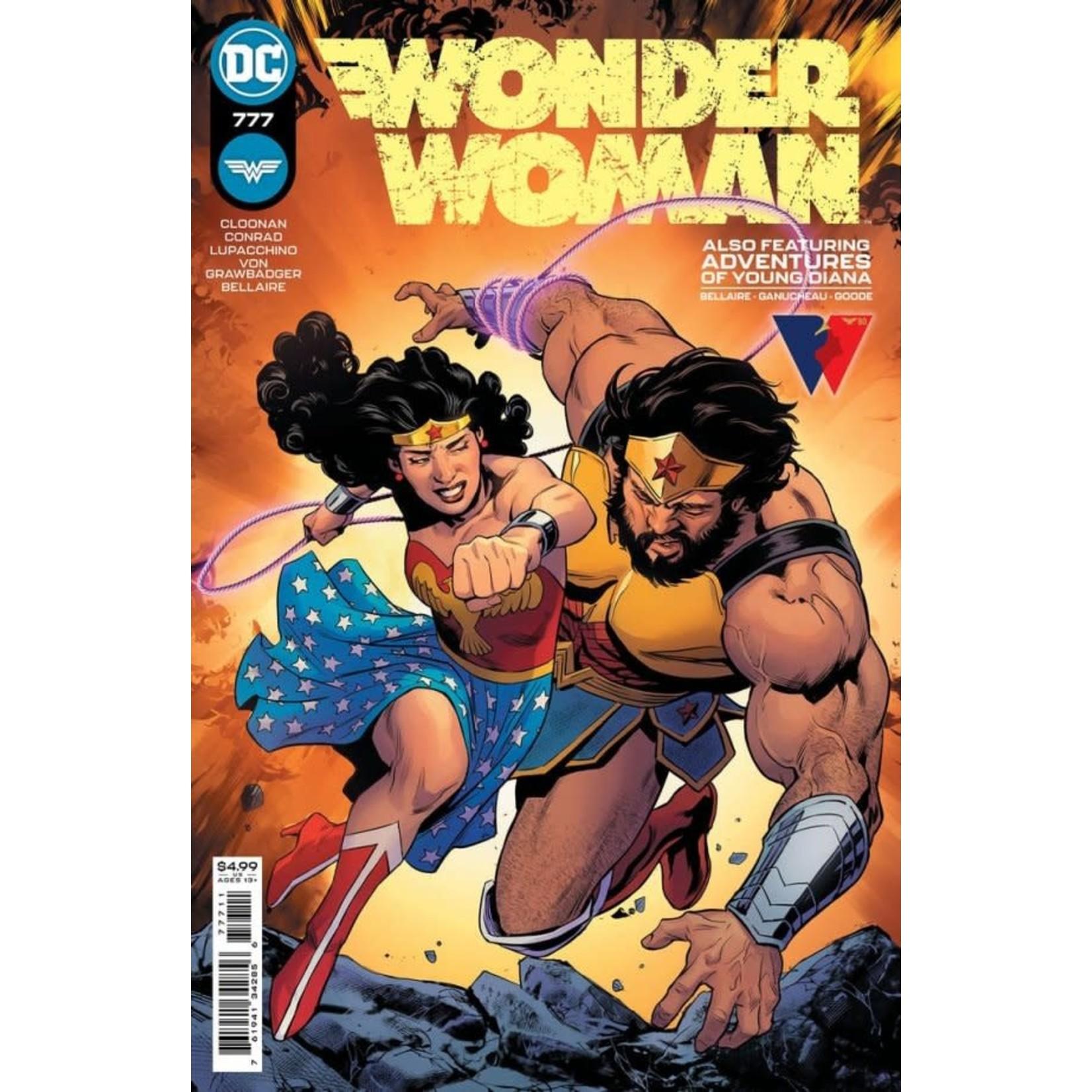 DC Comics Wonder Woman #777 Cover A