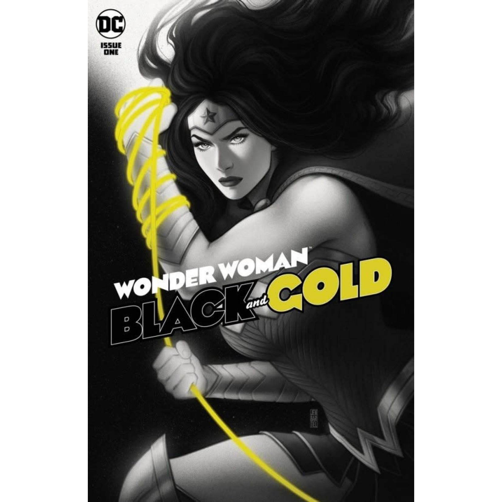 DC Comics Wonder Woman Black & Gold #1