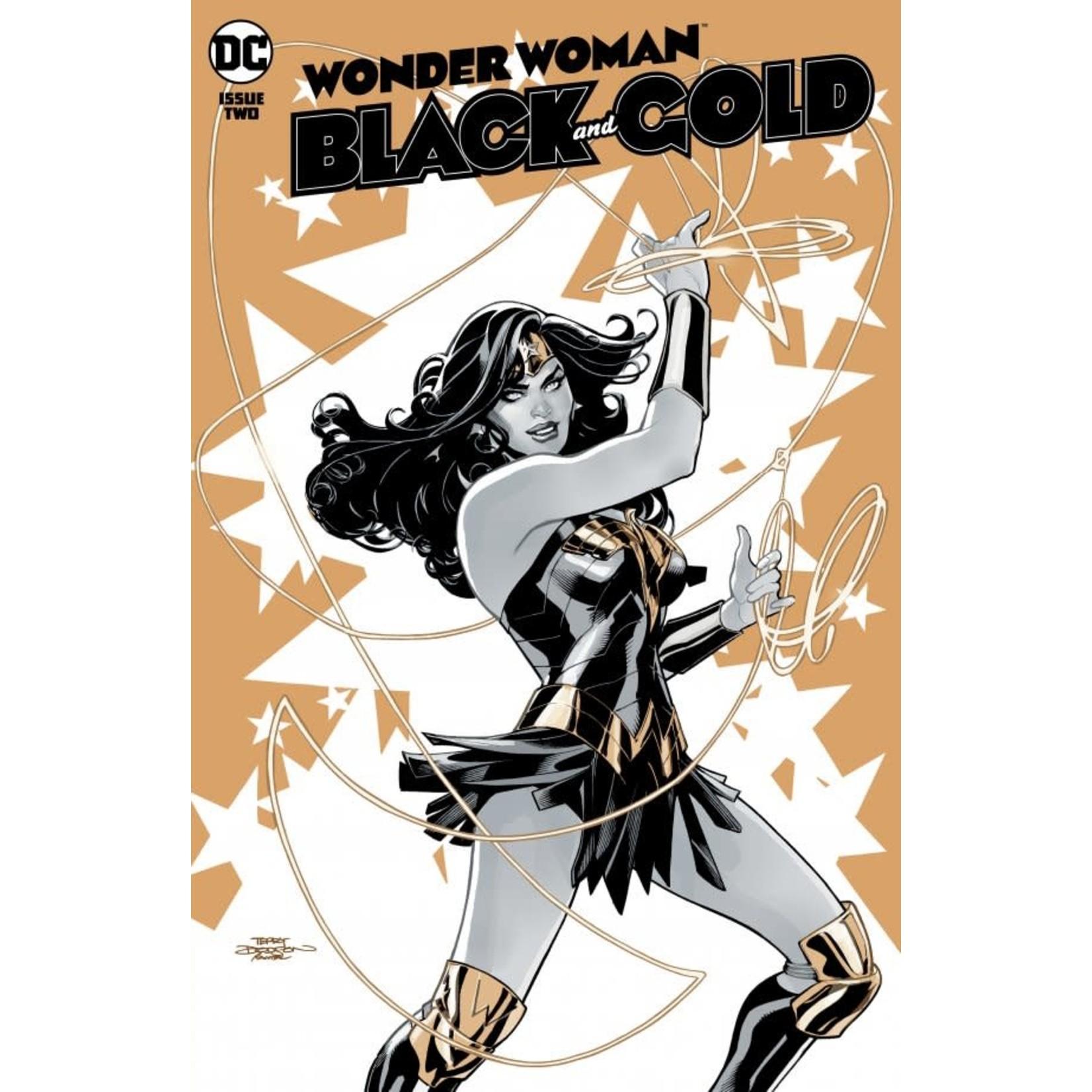DC Comics Wonder Woman Black & Gold #2