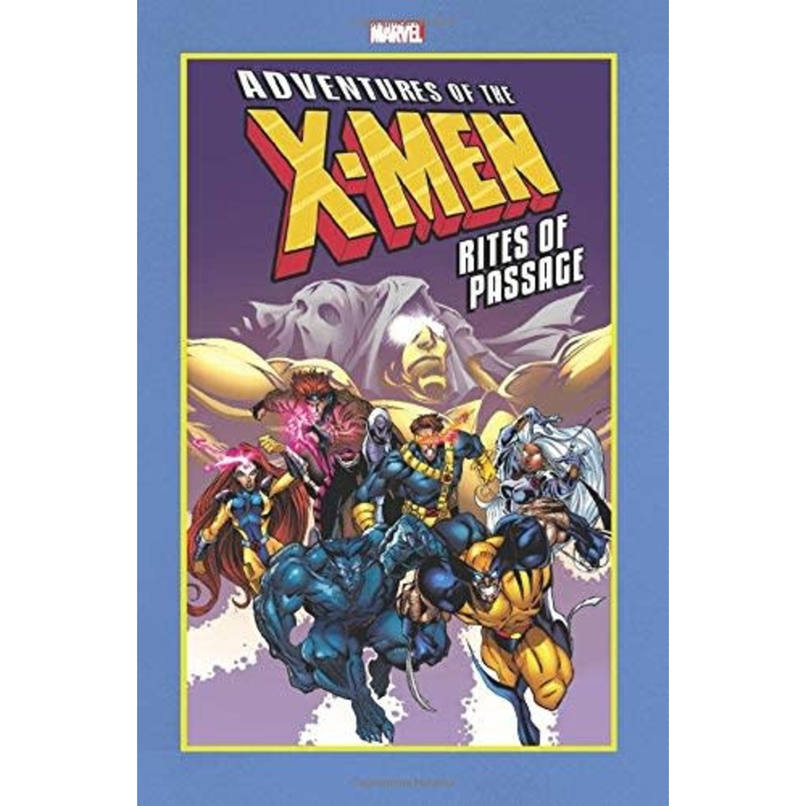 Adventures of the X-Men: Rites of Passage