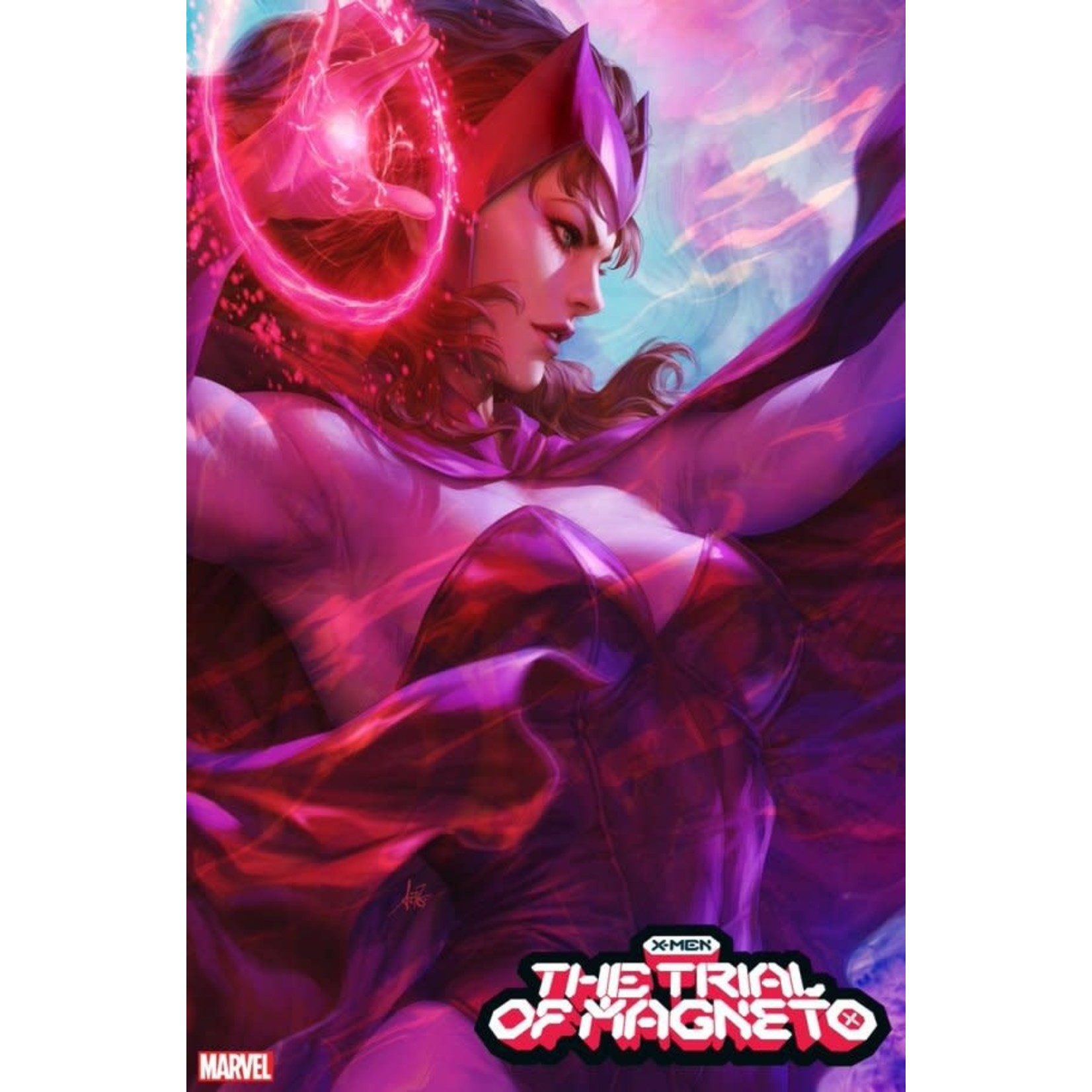 X-Men: The Trial of Magneto #1 Artgerm Variant