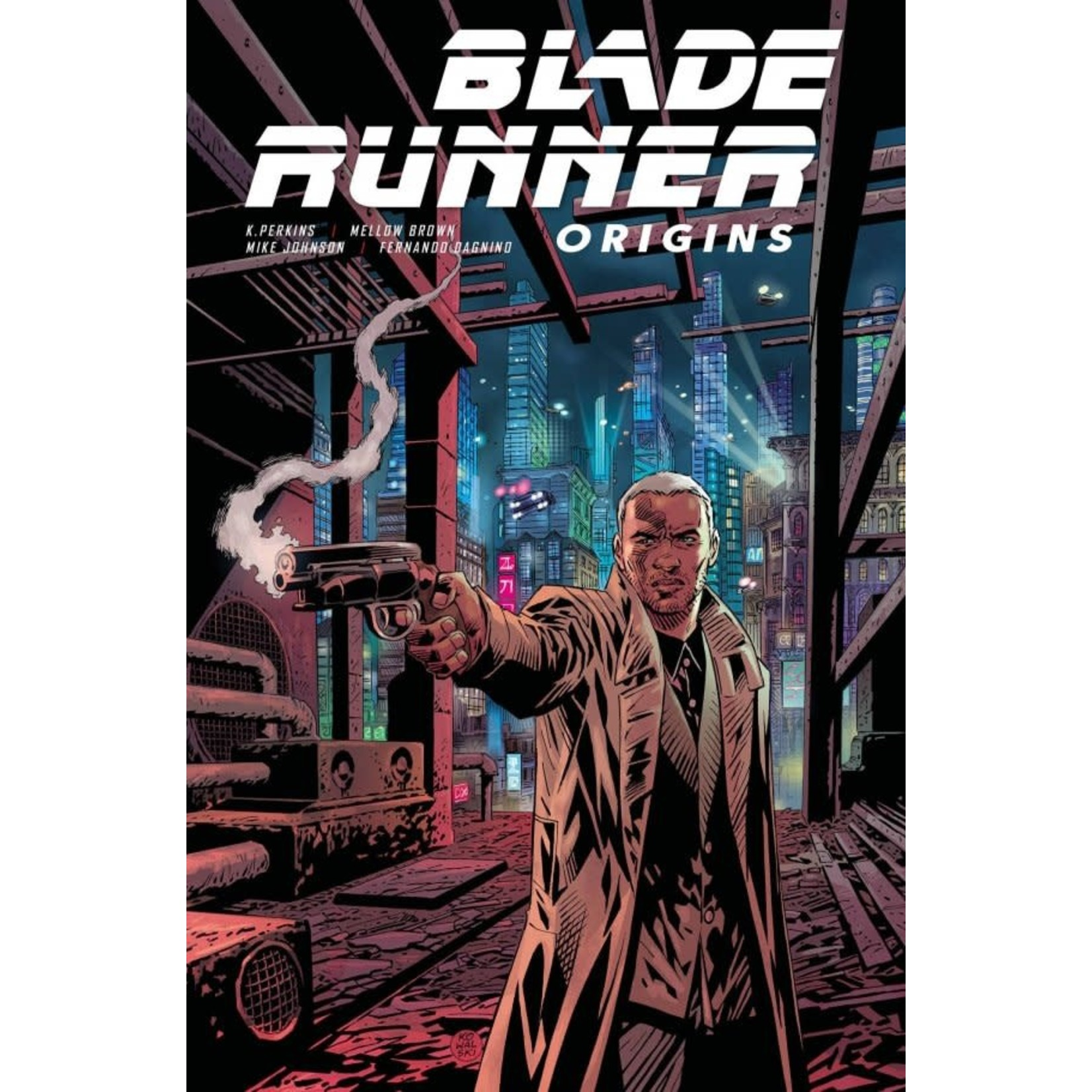 Titan Comics Blade Runner: Origins TP