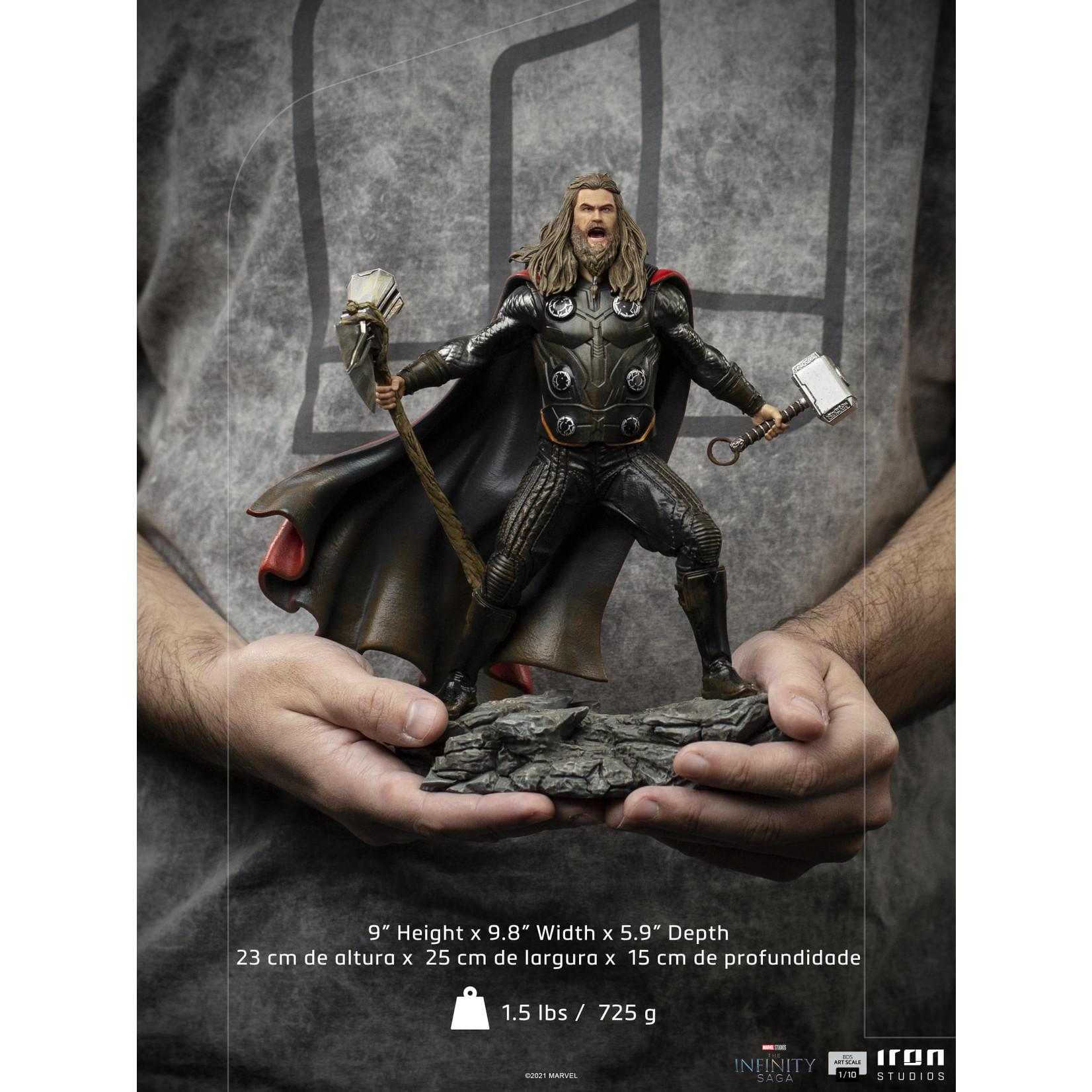 Iron Studios [Preorder] Iron Studios Thor Ultimate BDS Art Scale 1/10 - The Infinity Saga