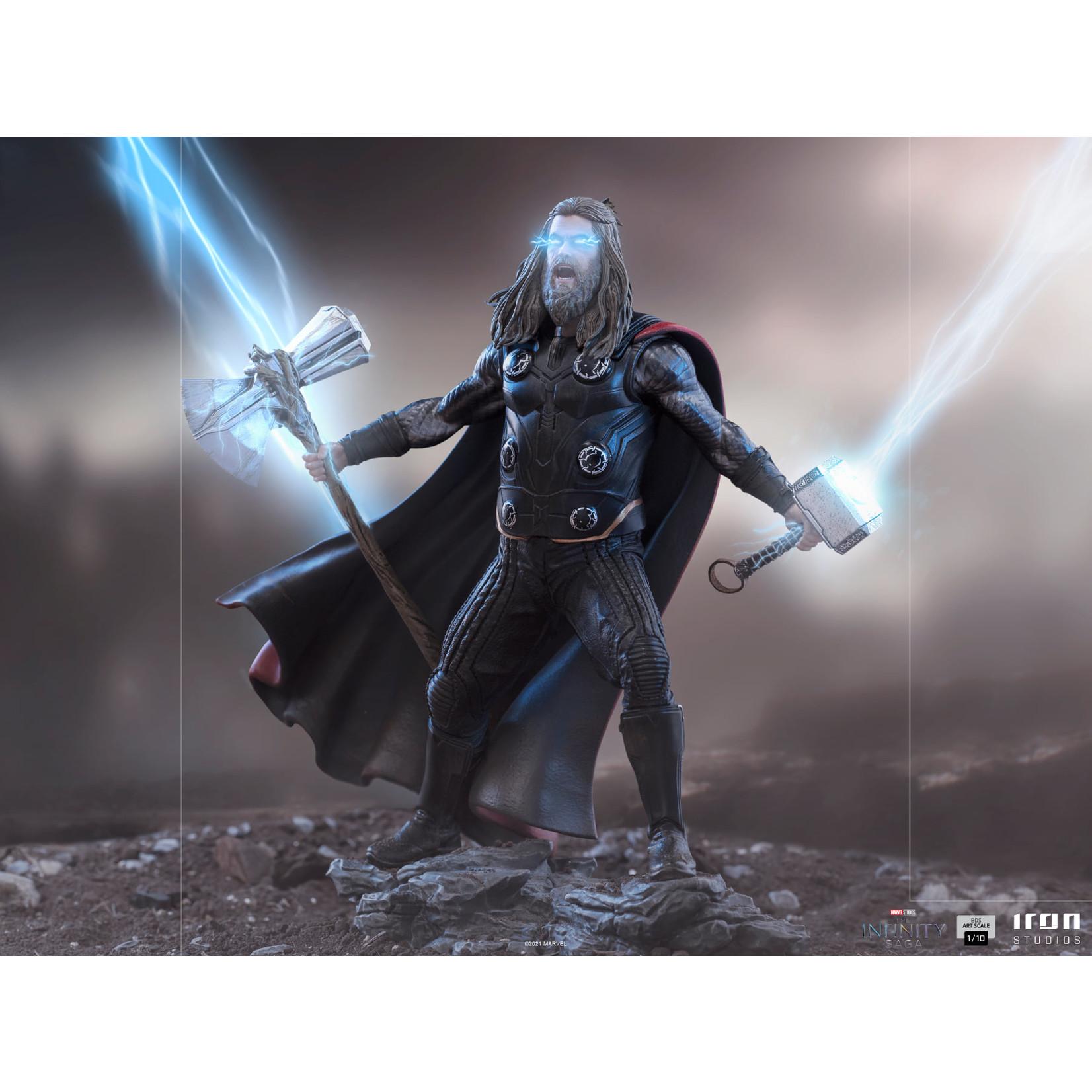 Iron Studios [Precommande] Iron Studios Thor Ultimate BDS Art Scale 1/10 - The Infinity Saga