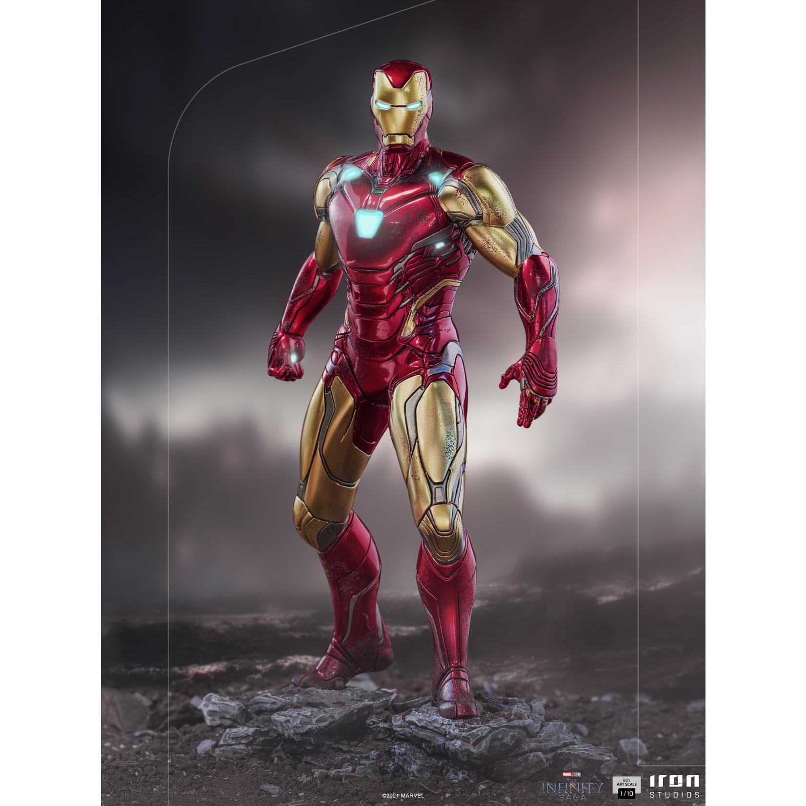 Iron Studios [Precommande] Iron Studios Iron Man Ultimate BDS Art Scale 1/10 - The Infinity Saga
