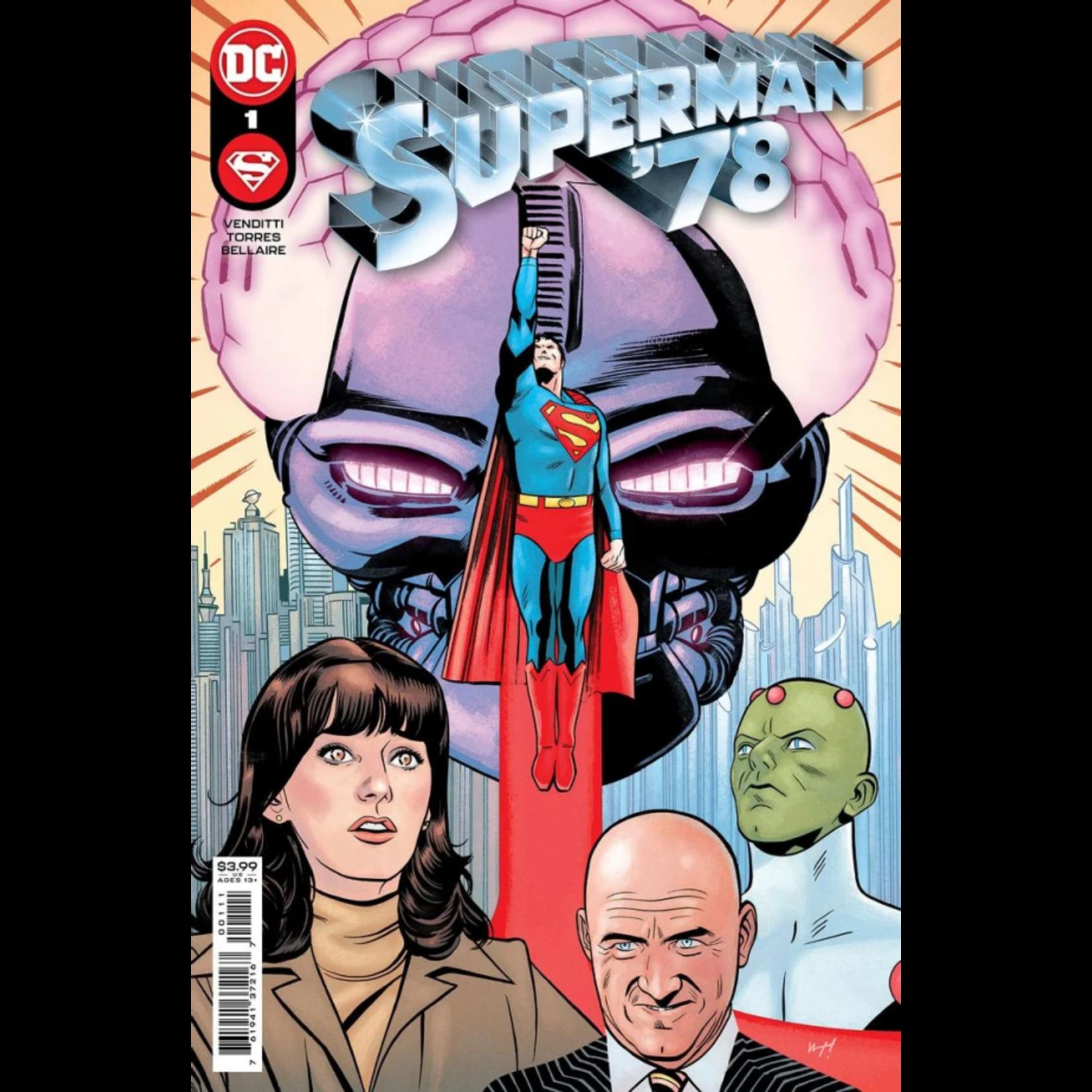 DC Comics Superman '78 #1