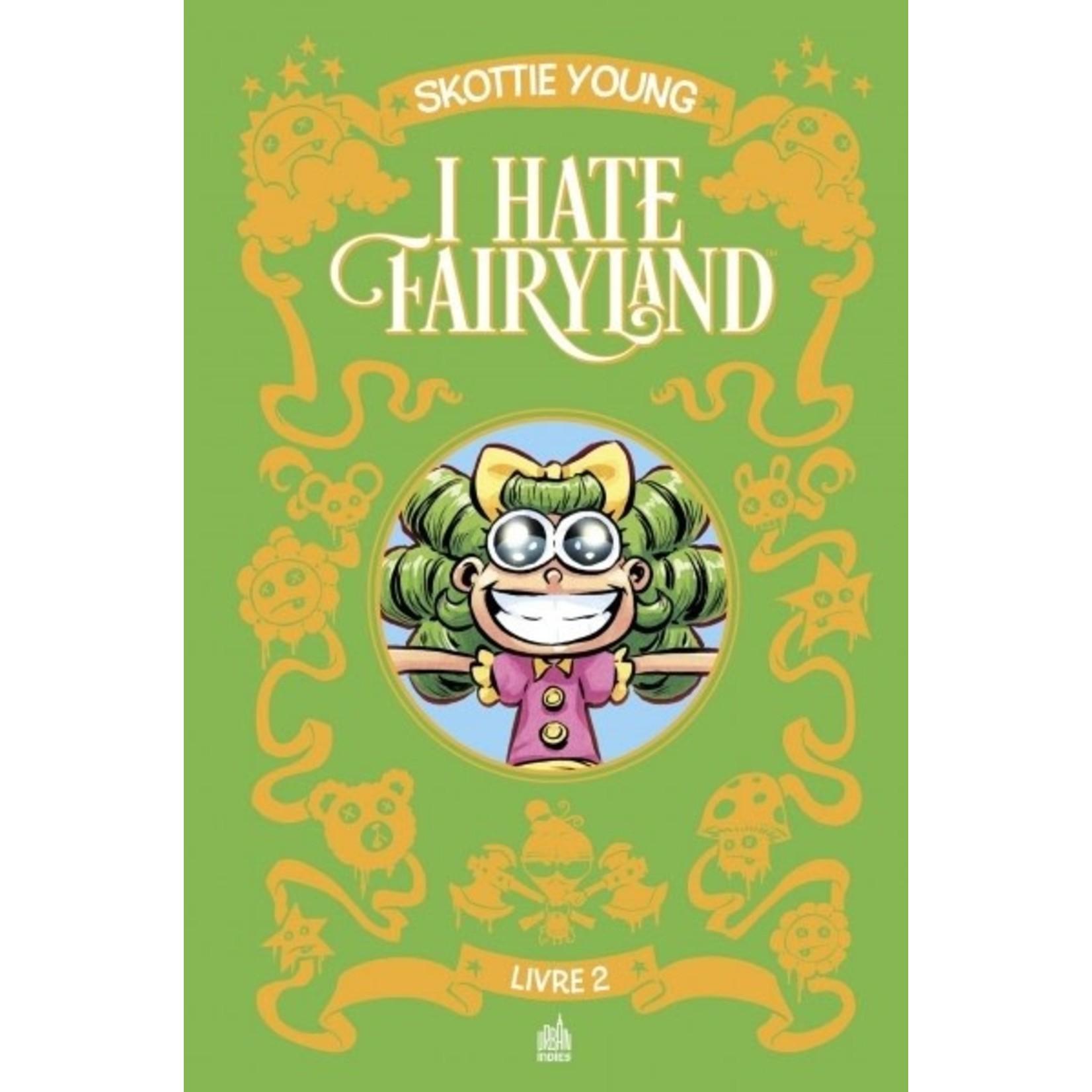 Urban Comics I hate fairyland Intégrale tome 2 - Urban Comics