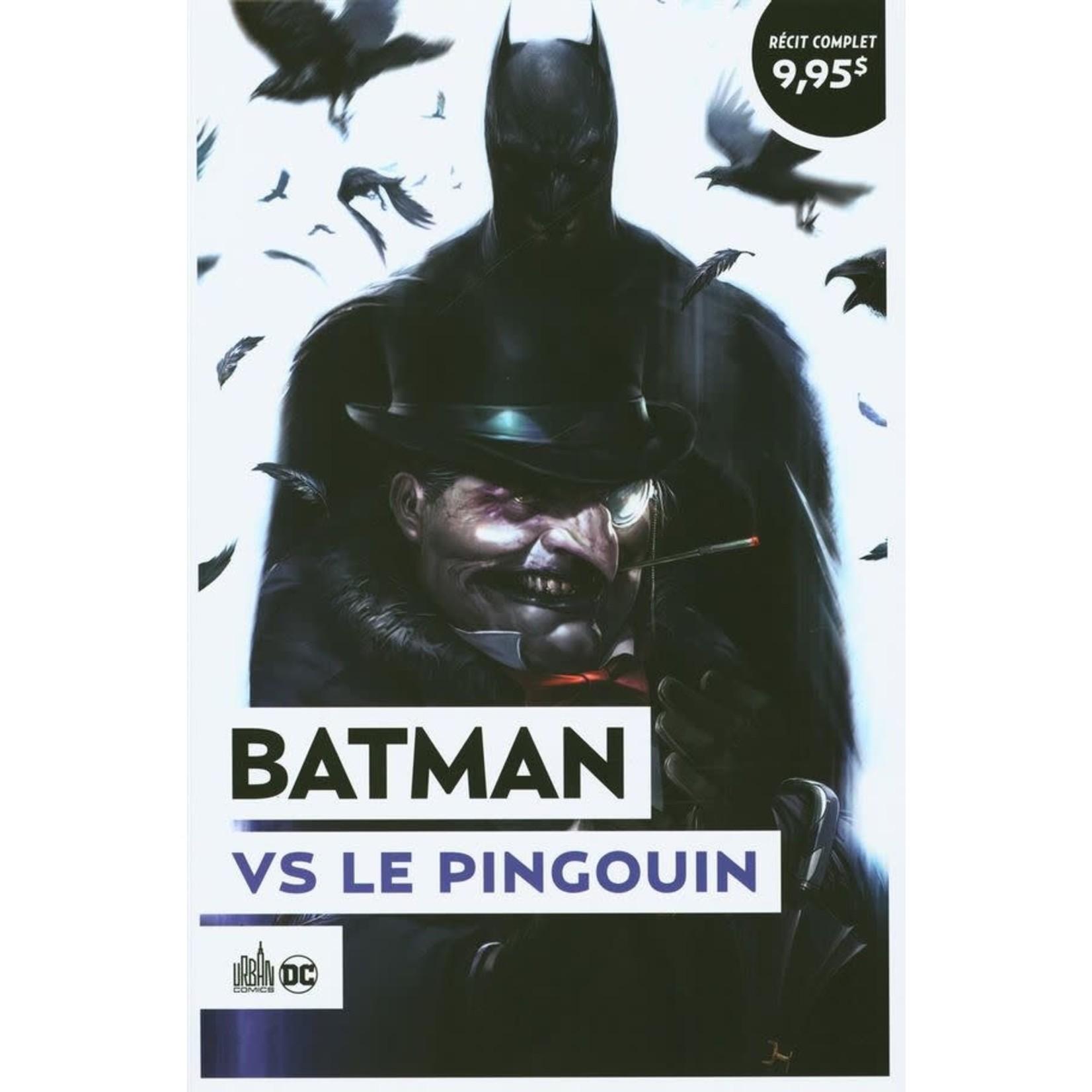 Urban Comics Urban OP 2021 #3: Batman vs Le Pingouin