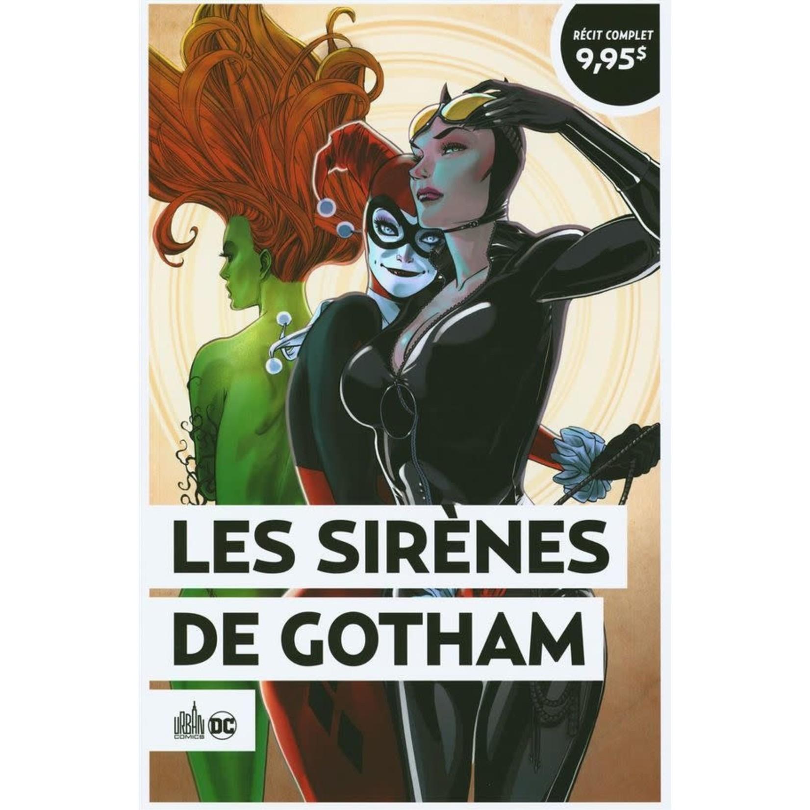 Urban Comics Urban OP 2021 #7: Les sirènes de Gotham