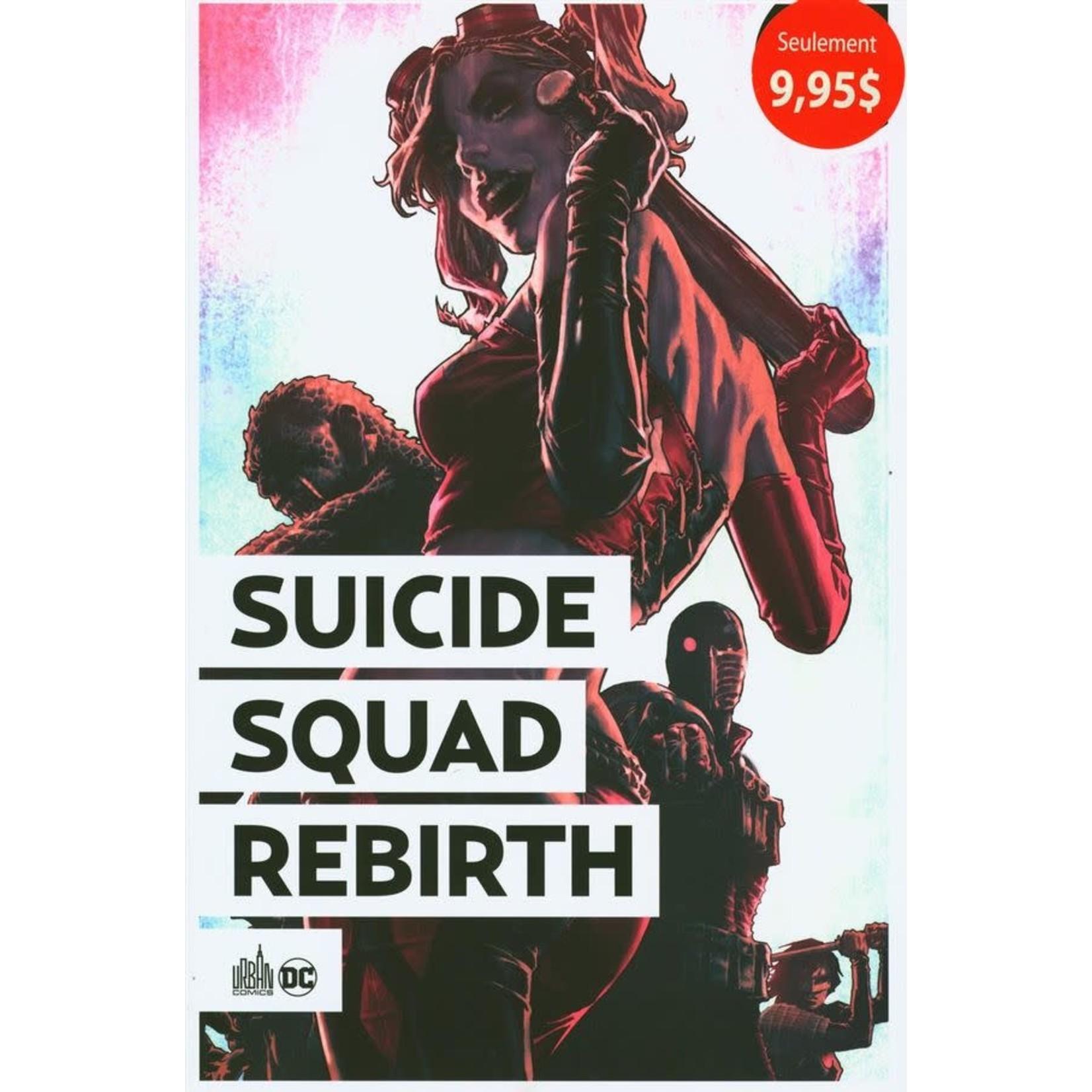 Urban Comics Urban OP 2021 #9: Suicide Squad Rebirth