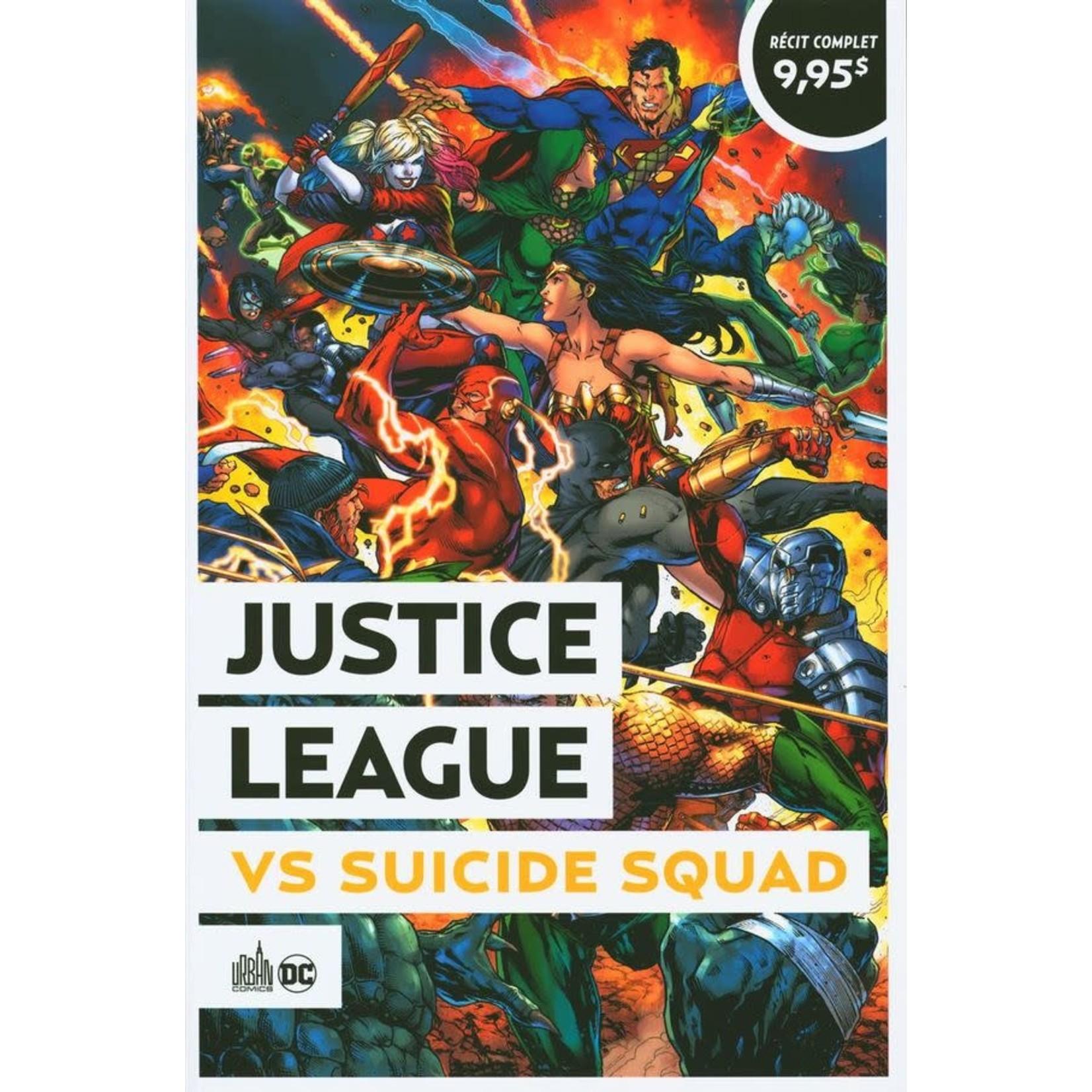 Urban Comics Urban OP 2021 #10: Justice League vs Suicide Squad