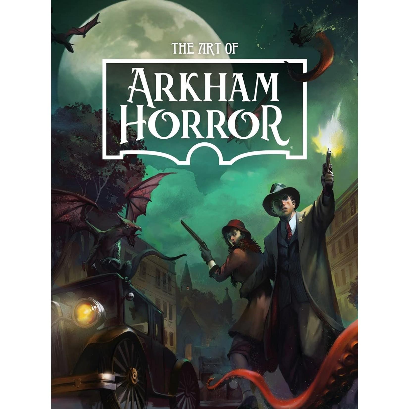Asmodee The Art of Arkham Horror by Asmodee