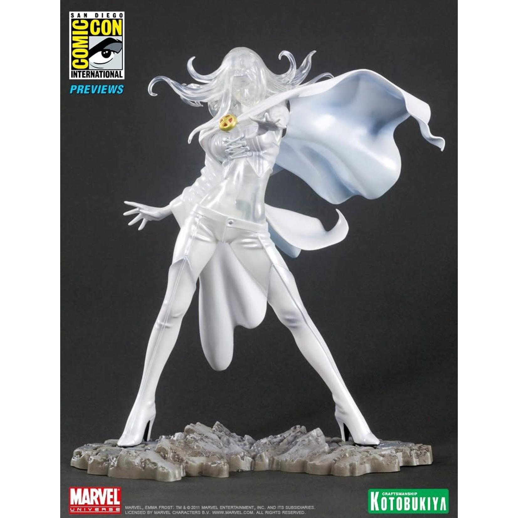 Kotobukiya X-Men - Emma Frost Diamond Ver. - Bishoujo Statue - Marvel x Bishoujo