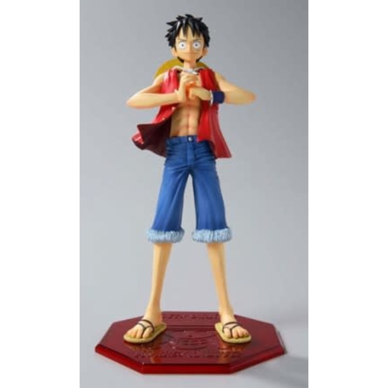 megahouse One Piece Monkey D. Luffy Portraits of Pirate Neo