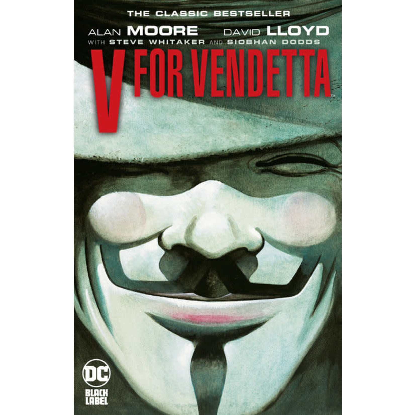 DC Comics V for Vendetta
