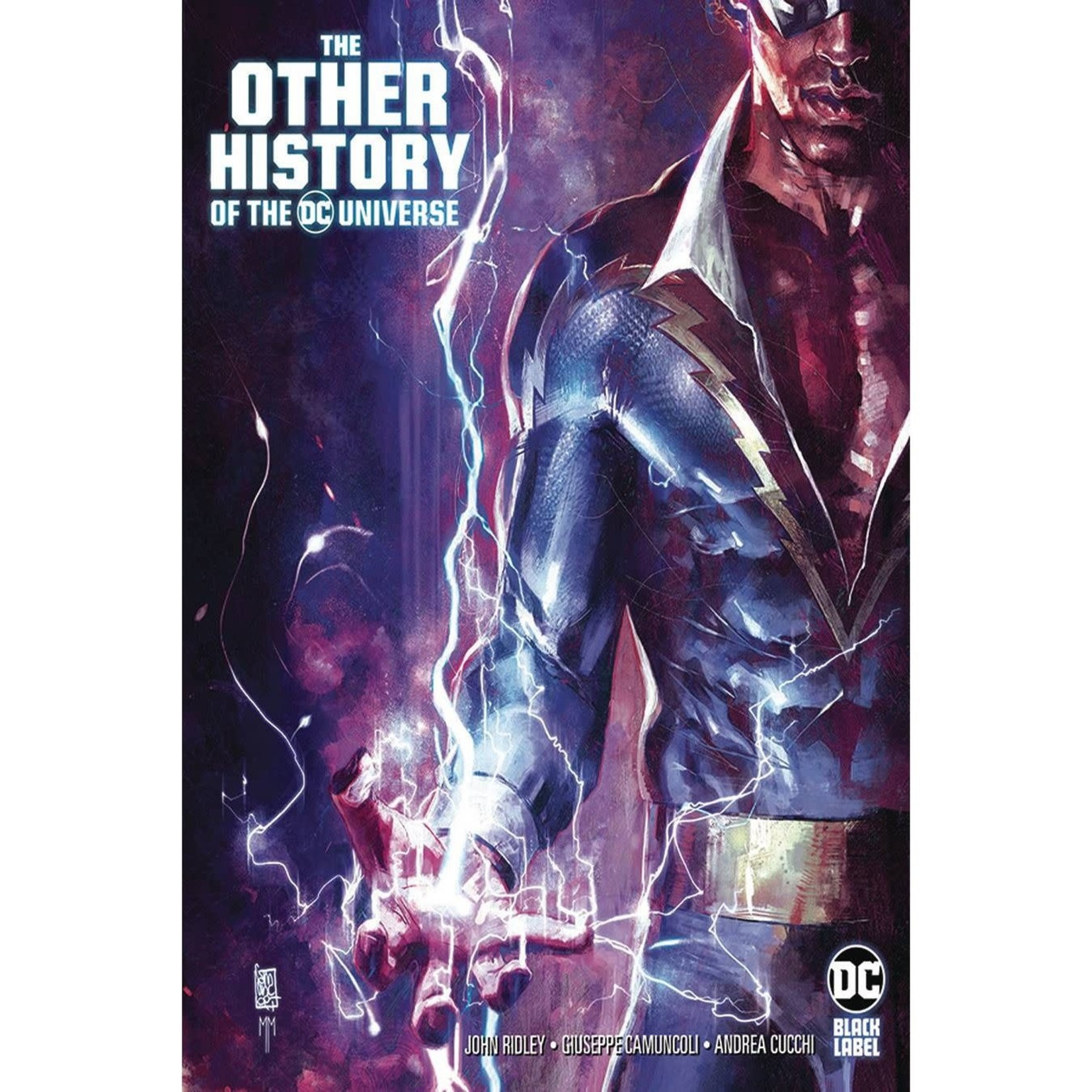 DC Comics The other History Of The Dc Universe #1