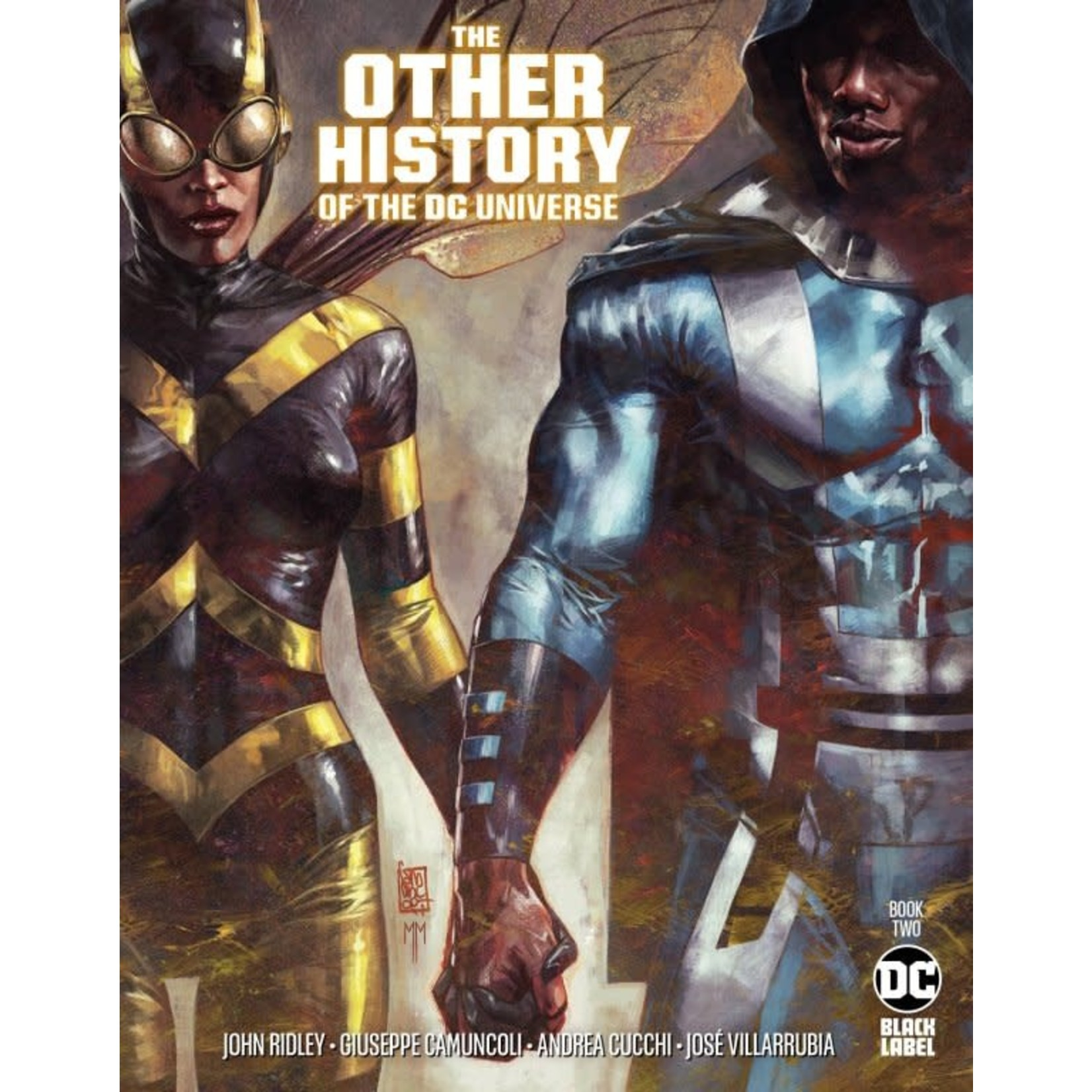 DC Comics Other History Of The Dc Universe #2