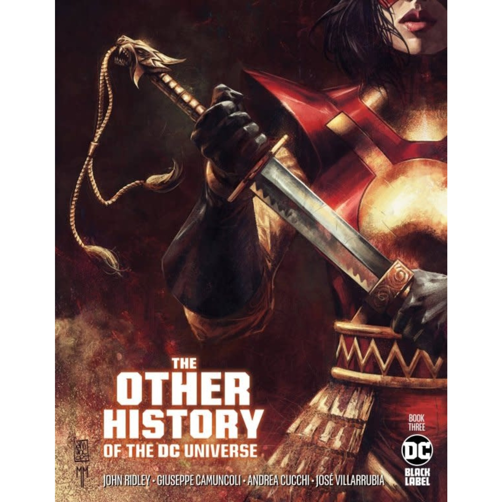 DC Comics Other History Of The Dc Universe #3