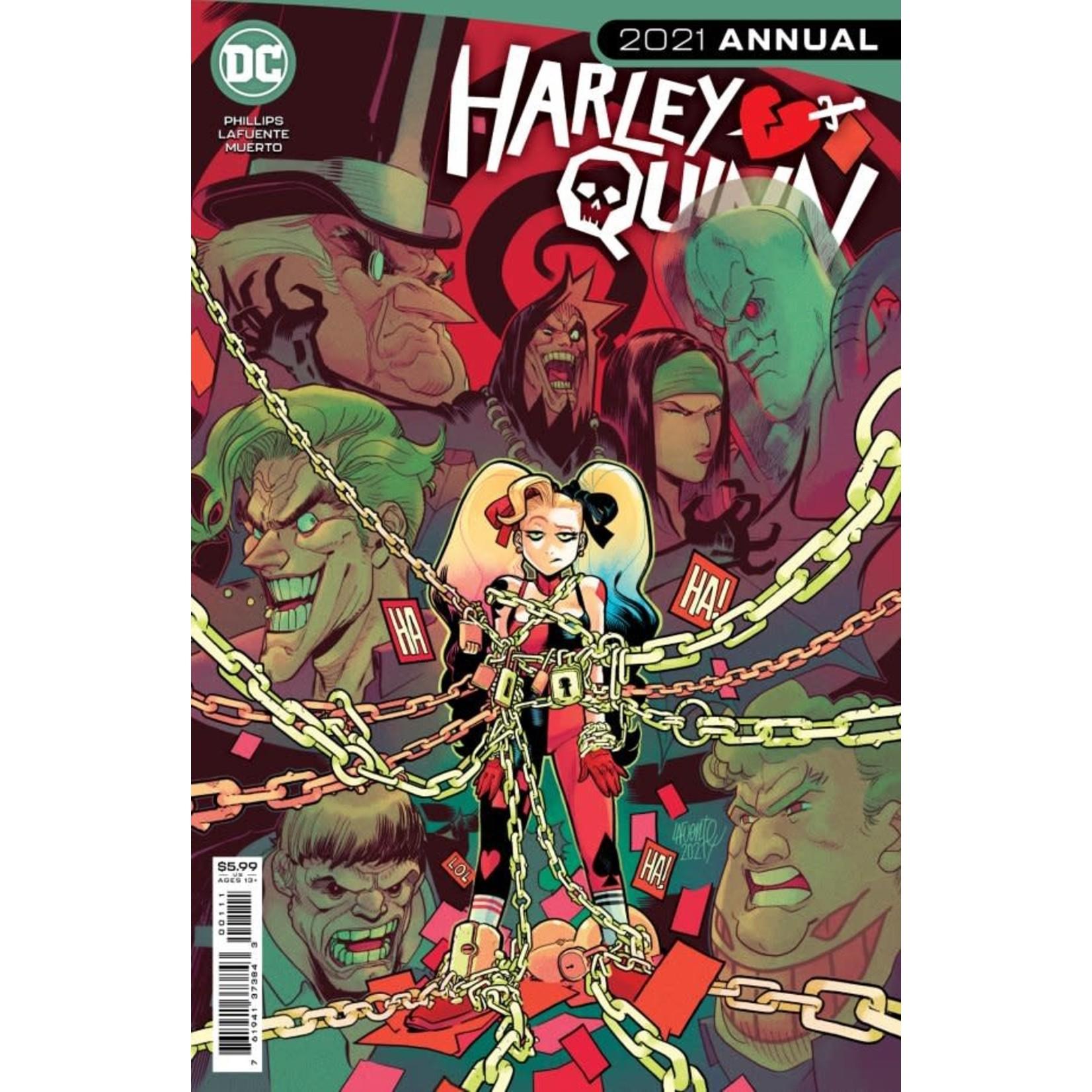 DC Comics Harley Quinn 2021 Annual