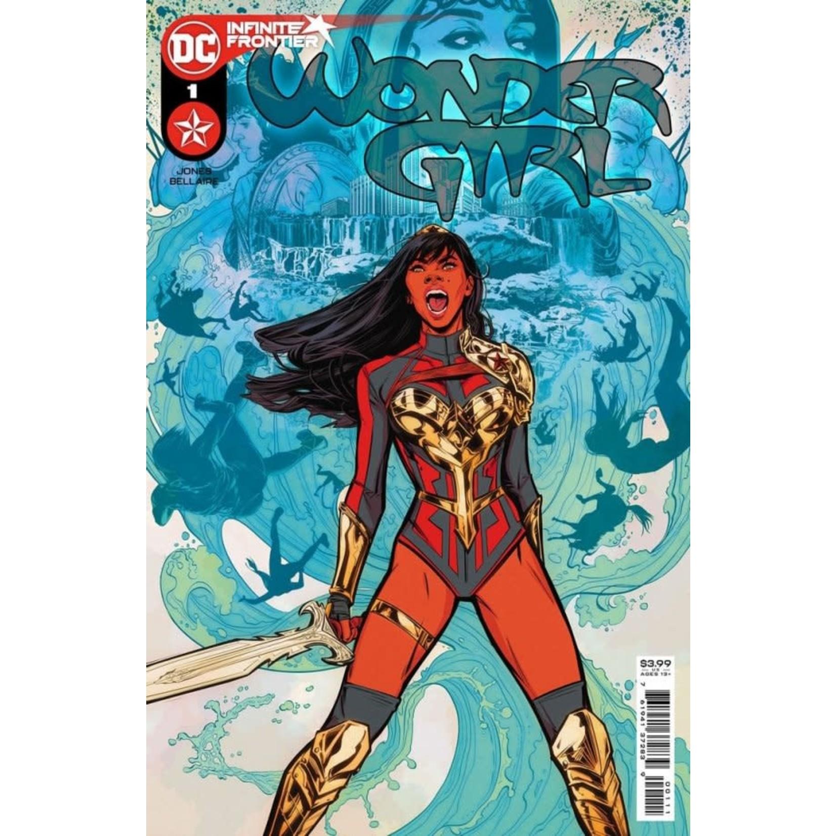 DC Comics Wonder Girl #1
