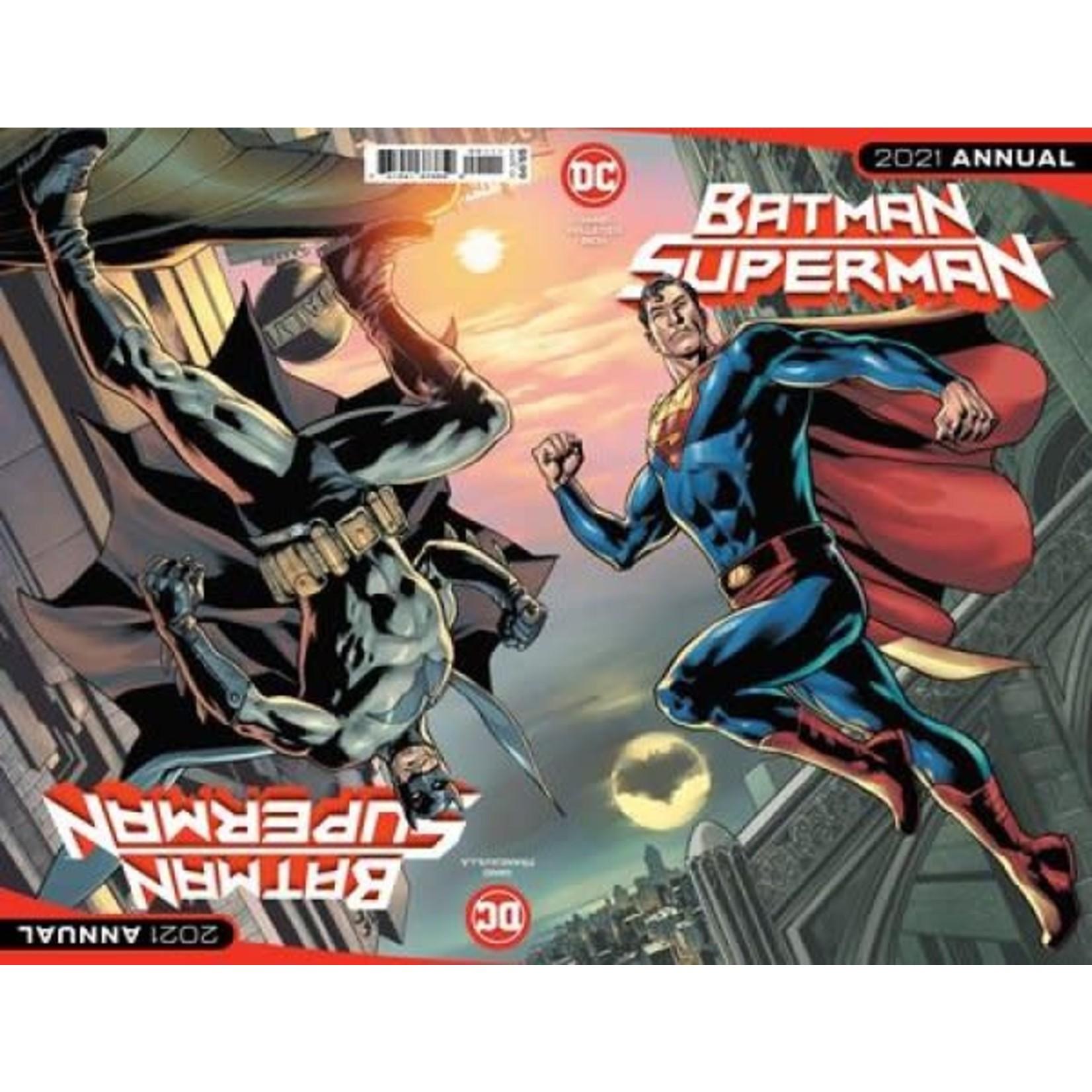DC Comics Batman / Superman 2021 Annual #1