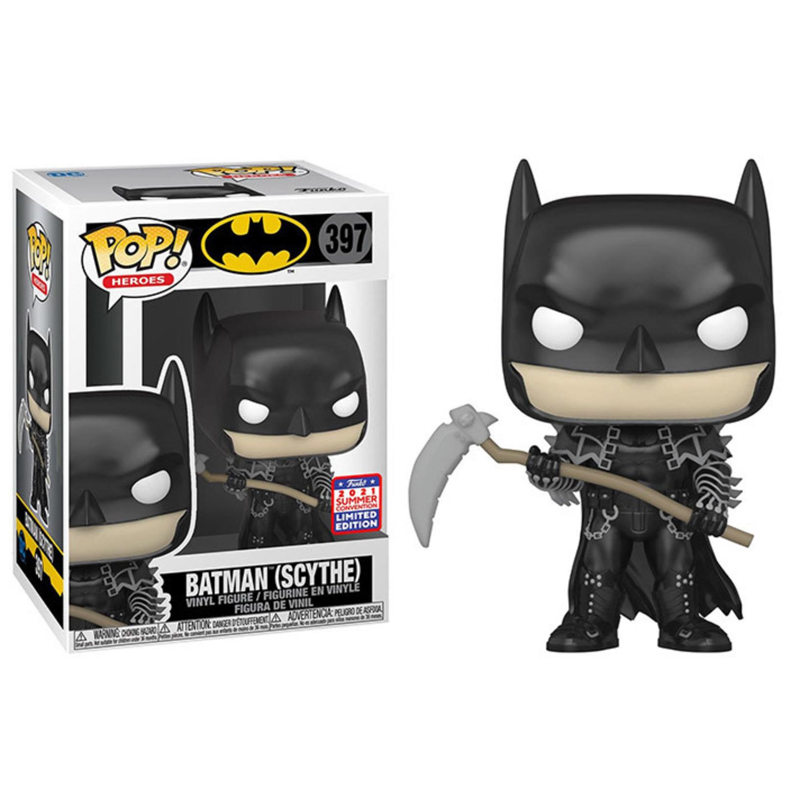 Funko Batman with Scythe Pop Vinyl Figure - 2021 Convention Exclusive