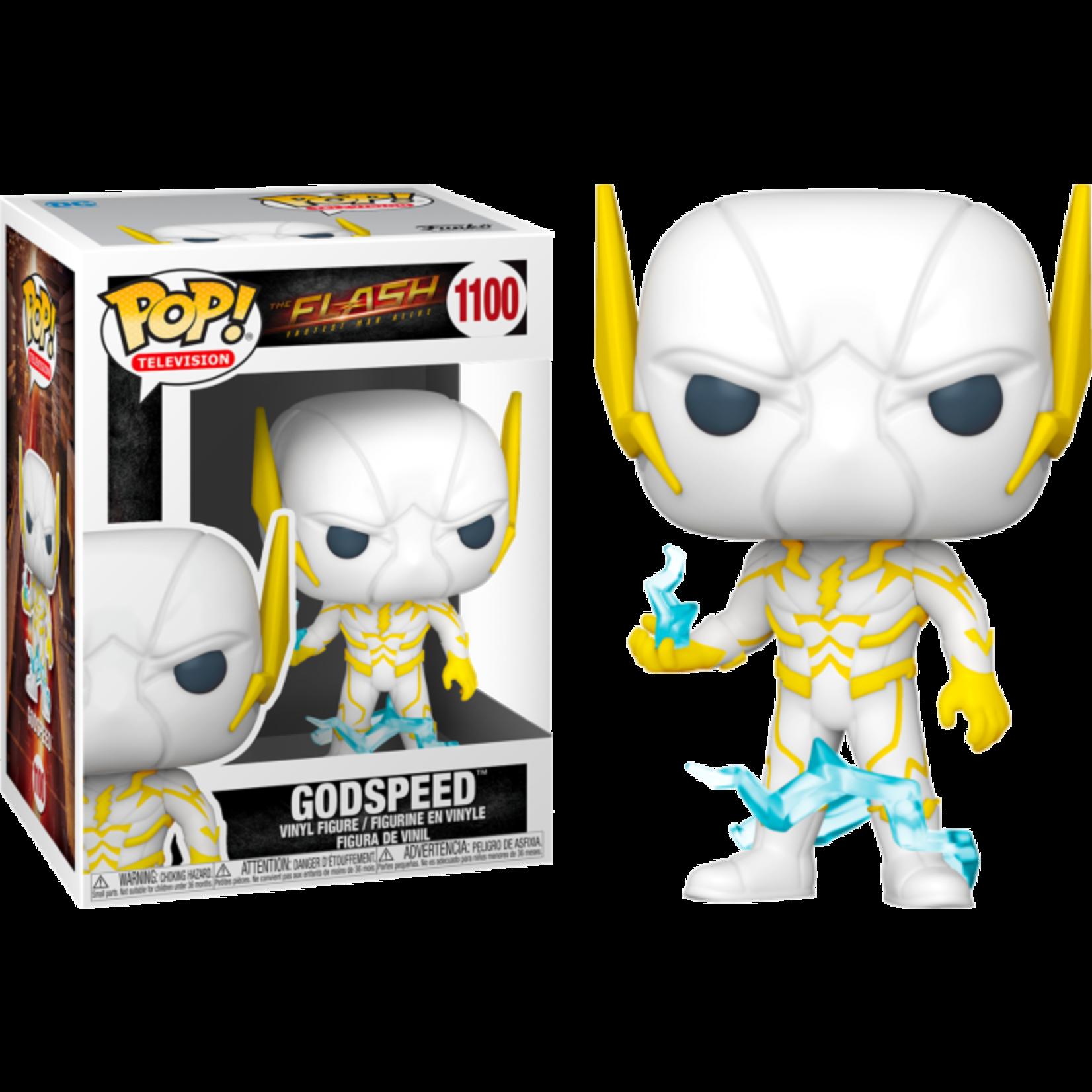 Funko The Flash Godspeed Pop!