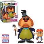 Funko Alice in Wonderland Walrus and the Carpenter Pop Vinyl Figure and Buddy - 2021 Convention Exclusive