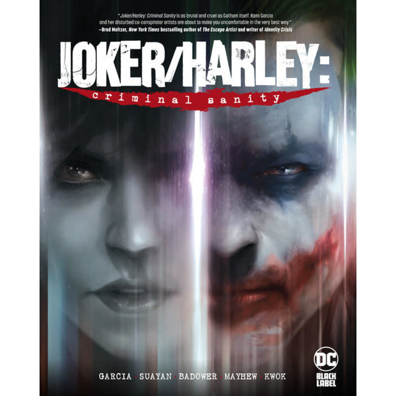 DC Comics Joker/Harley: Criminal Sanity