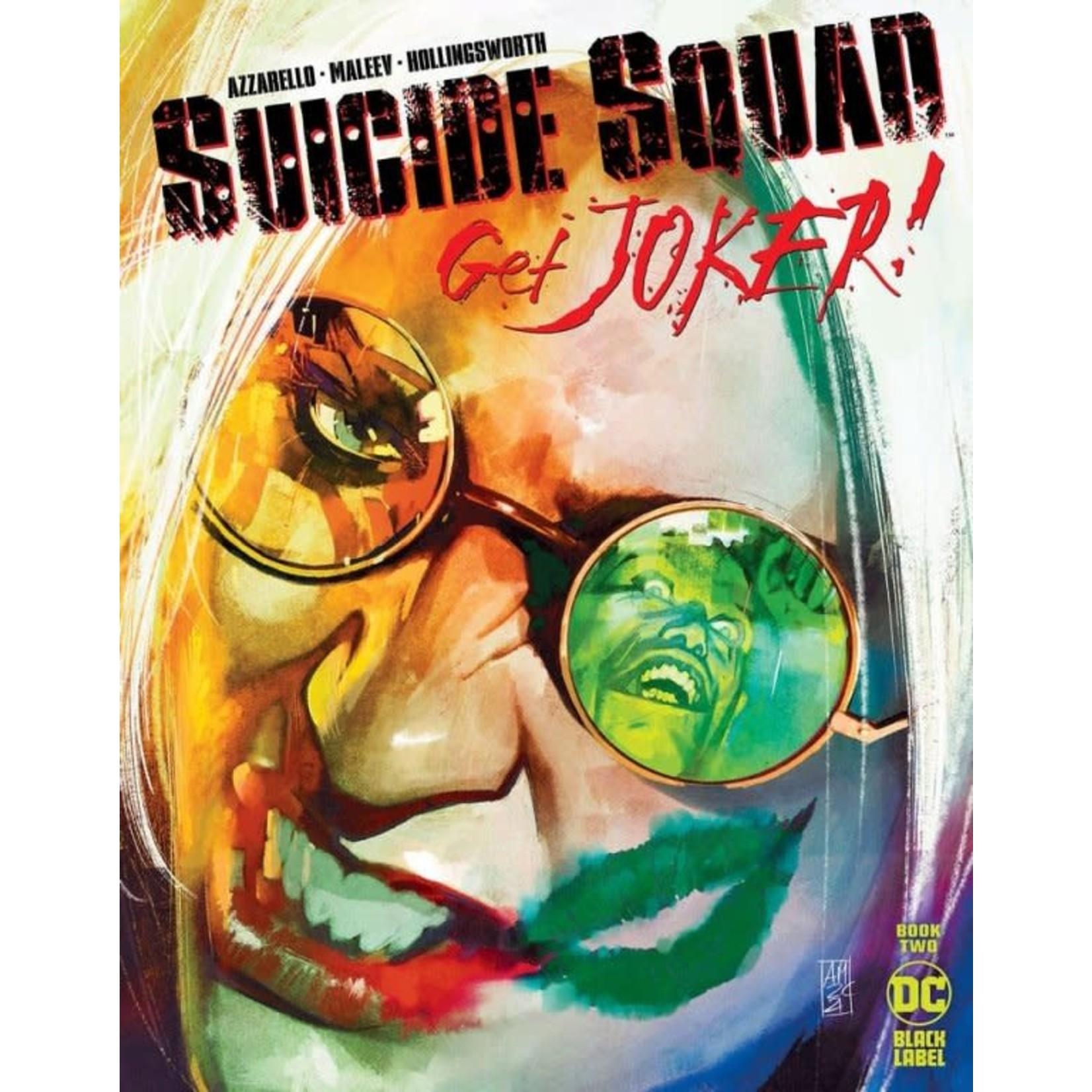 DC Comics Suicide Squad: Get Joker! #2