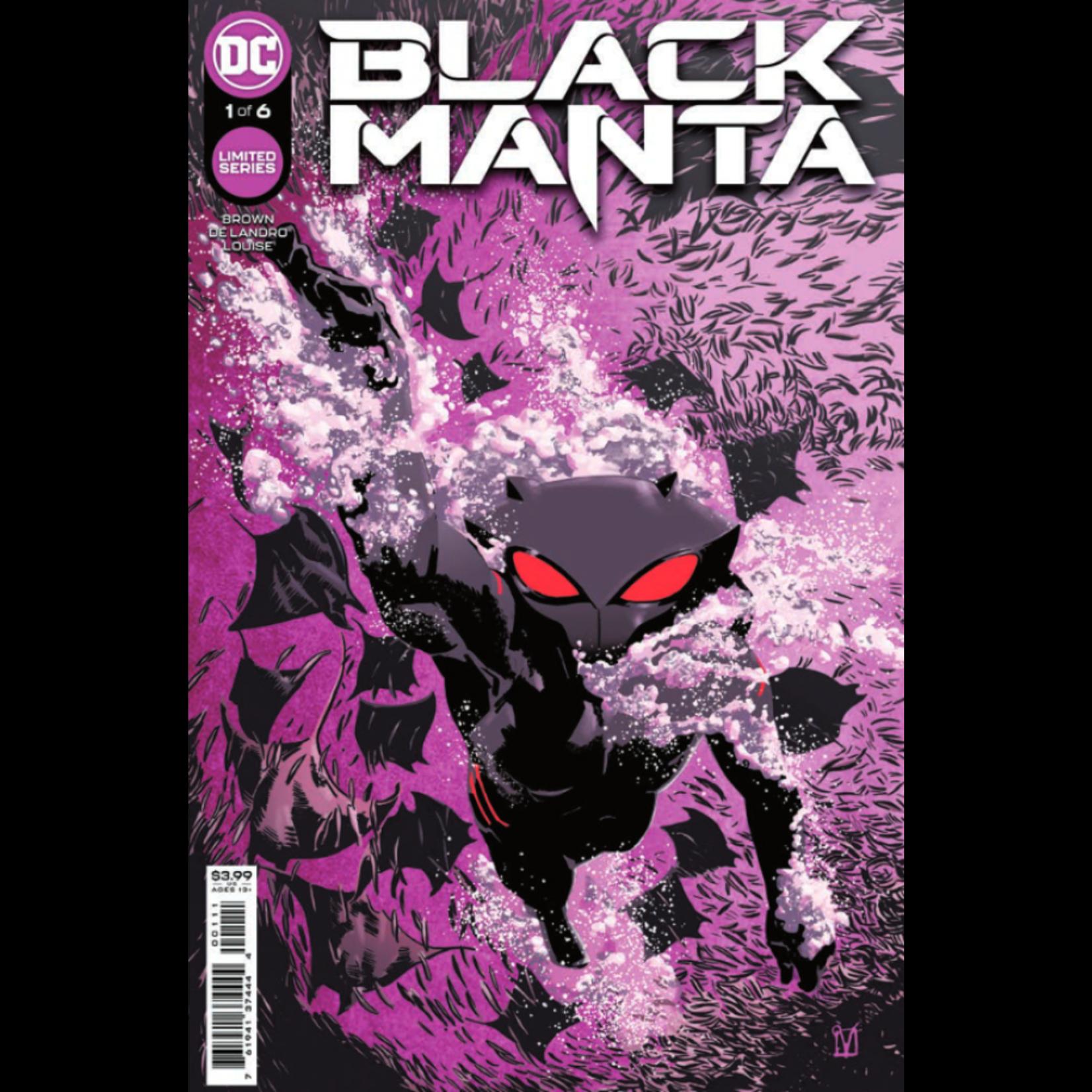 DC Comics Black Manta #1