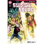 DC Comics Suicide Squad 2021 Annual #1