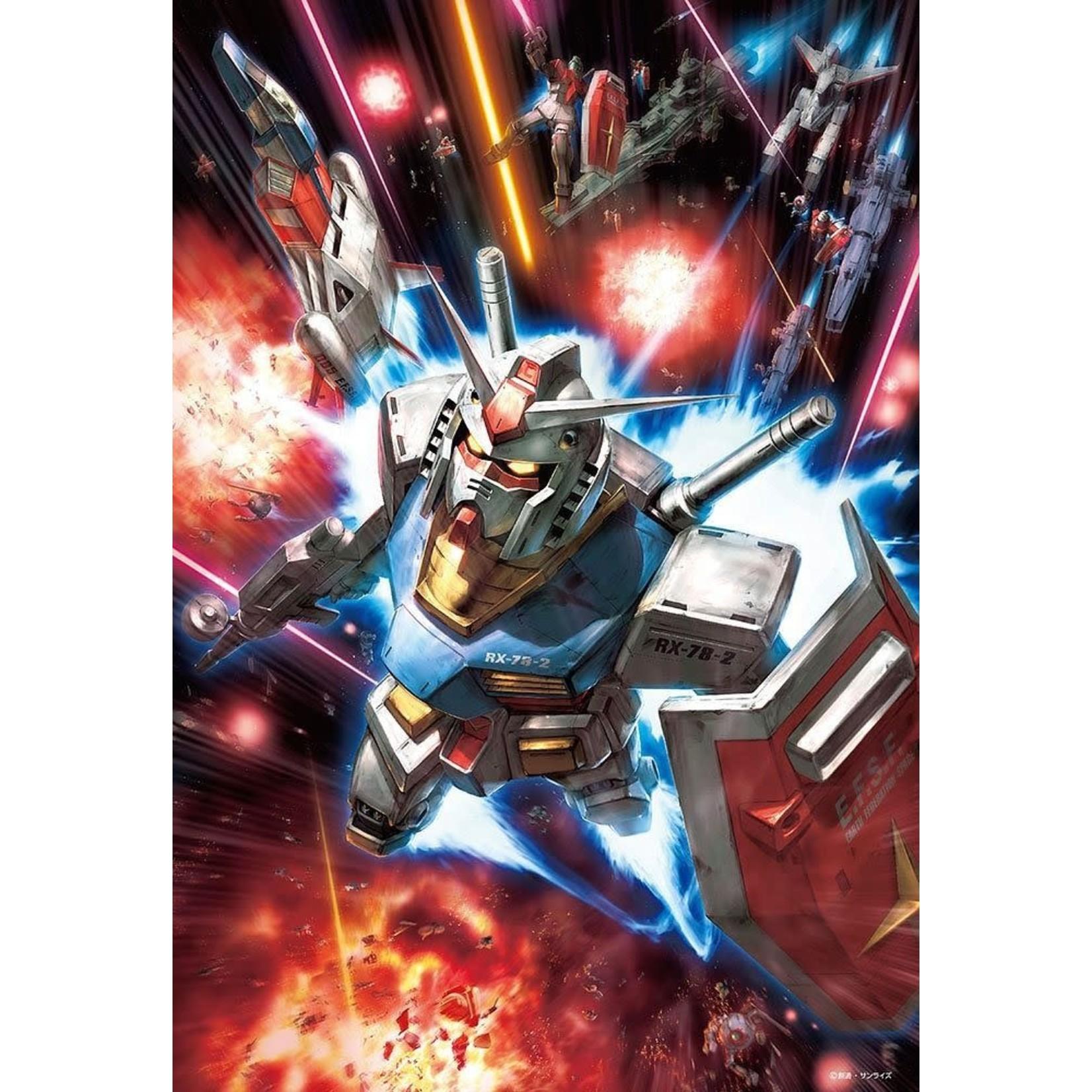 Puzzle Gundam: Defense of Solomon 1000pcs