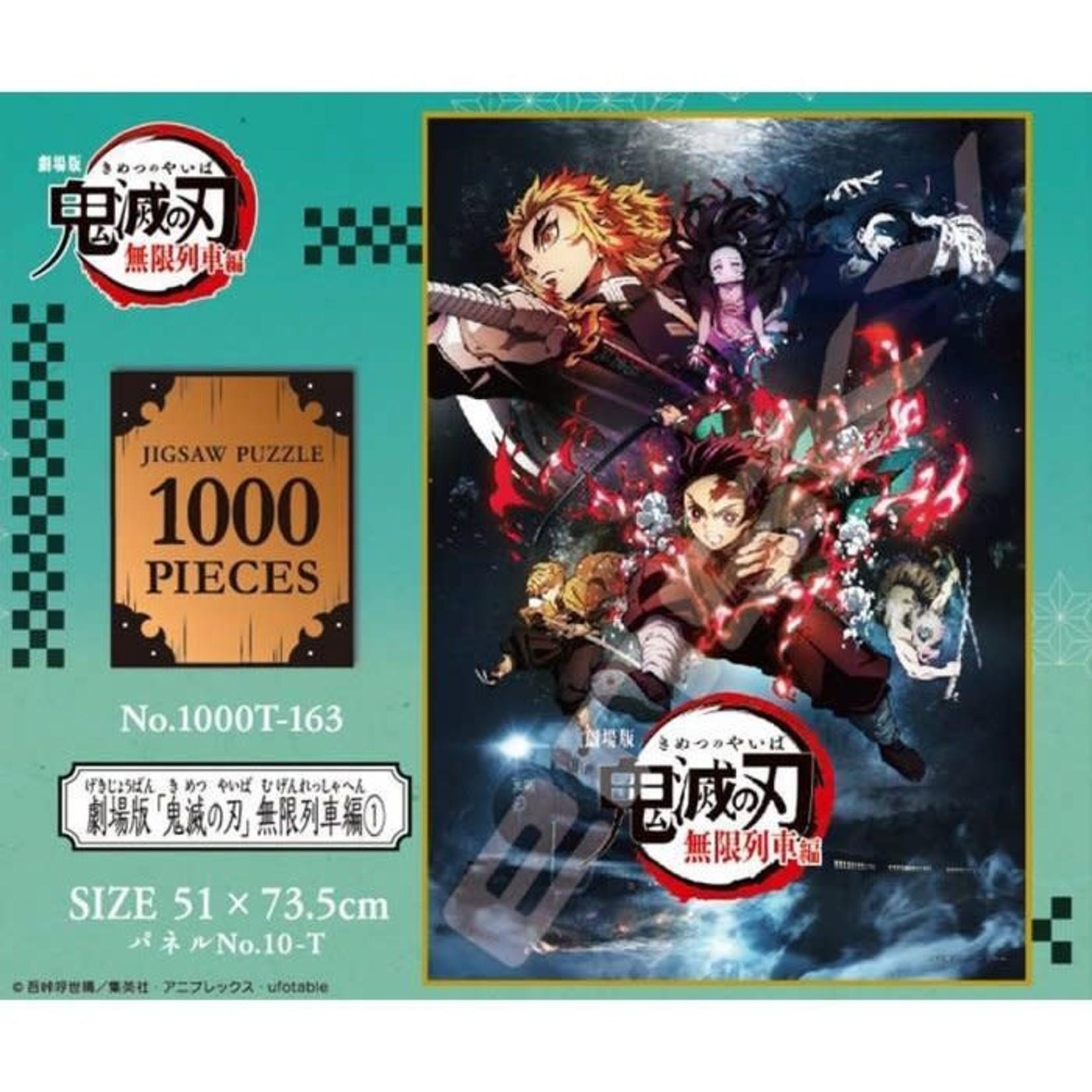 Demon Slayer: Kimetsu no Yaiba the Movie: Mugen Train 1000pcs puzzle