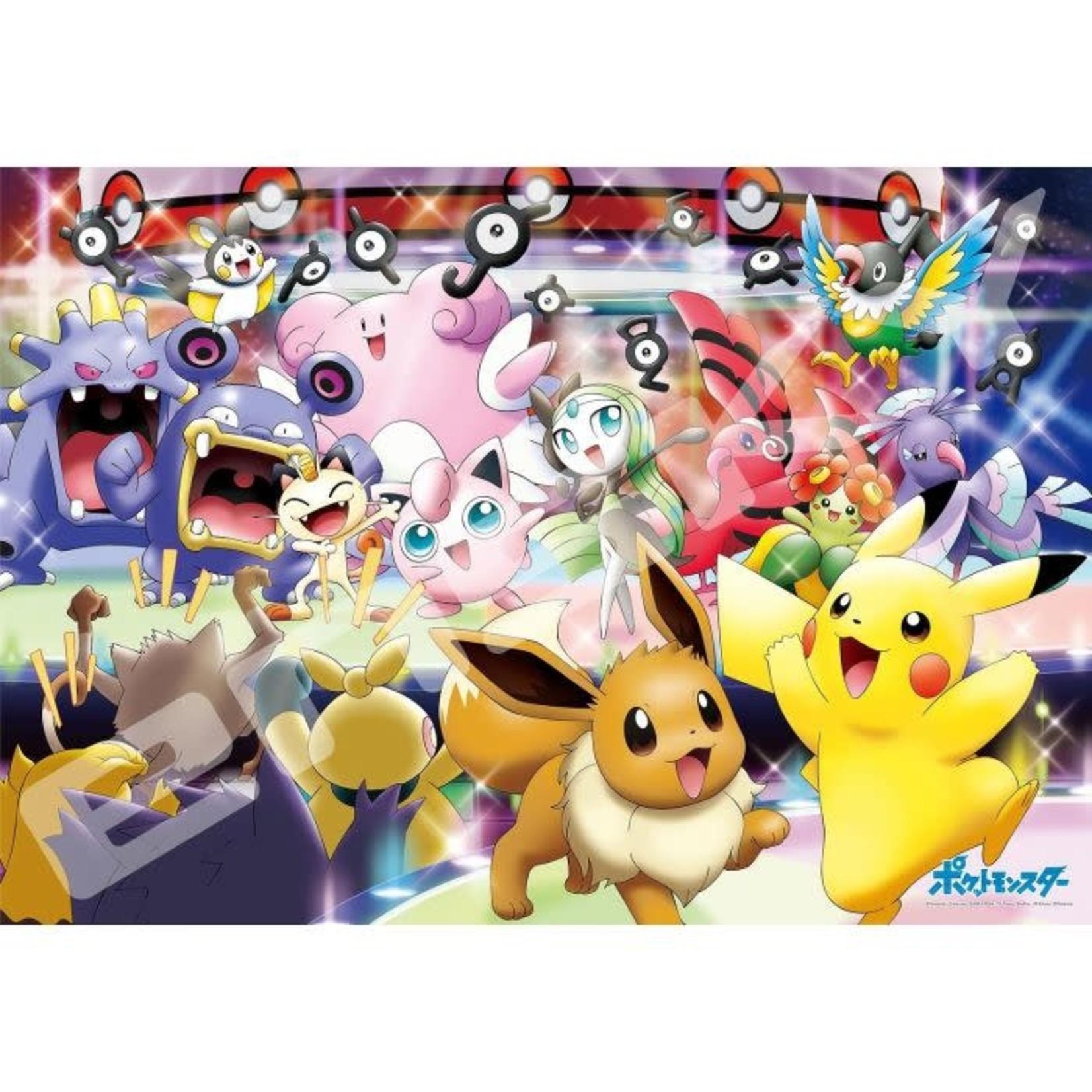 Pokemon: Exciting Concert 1000pcs puzzle