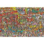JIGSAW PUZZLE: WHERE'S WALLY? TOYS, TOYS, TOYS 2000 SMALL PCS (72CM X 49CM)