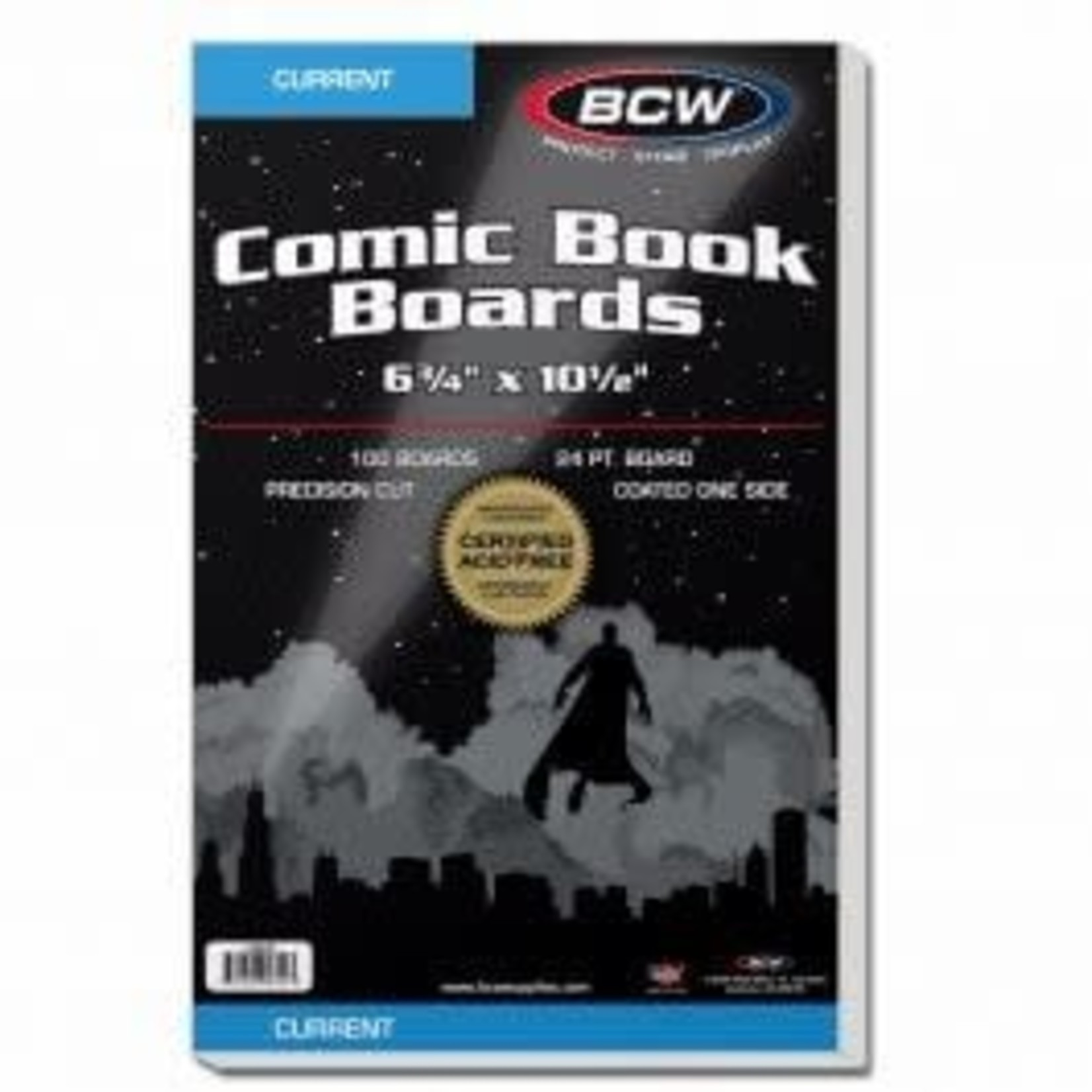 BCW Current Comic Backing Boards