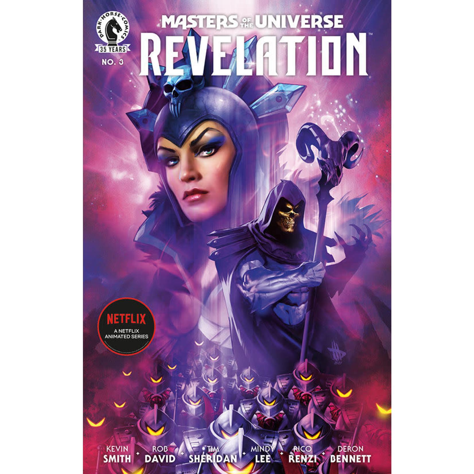 Dark Horse Copy of Master of the universe Revelation #2