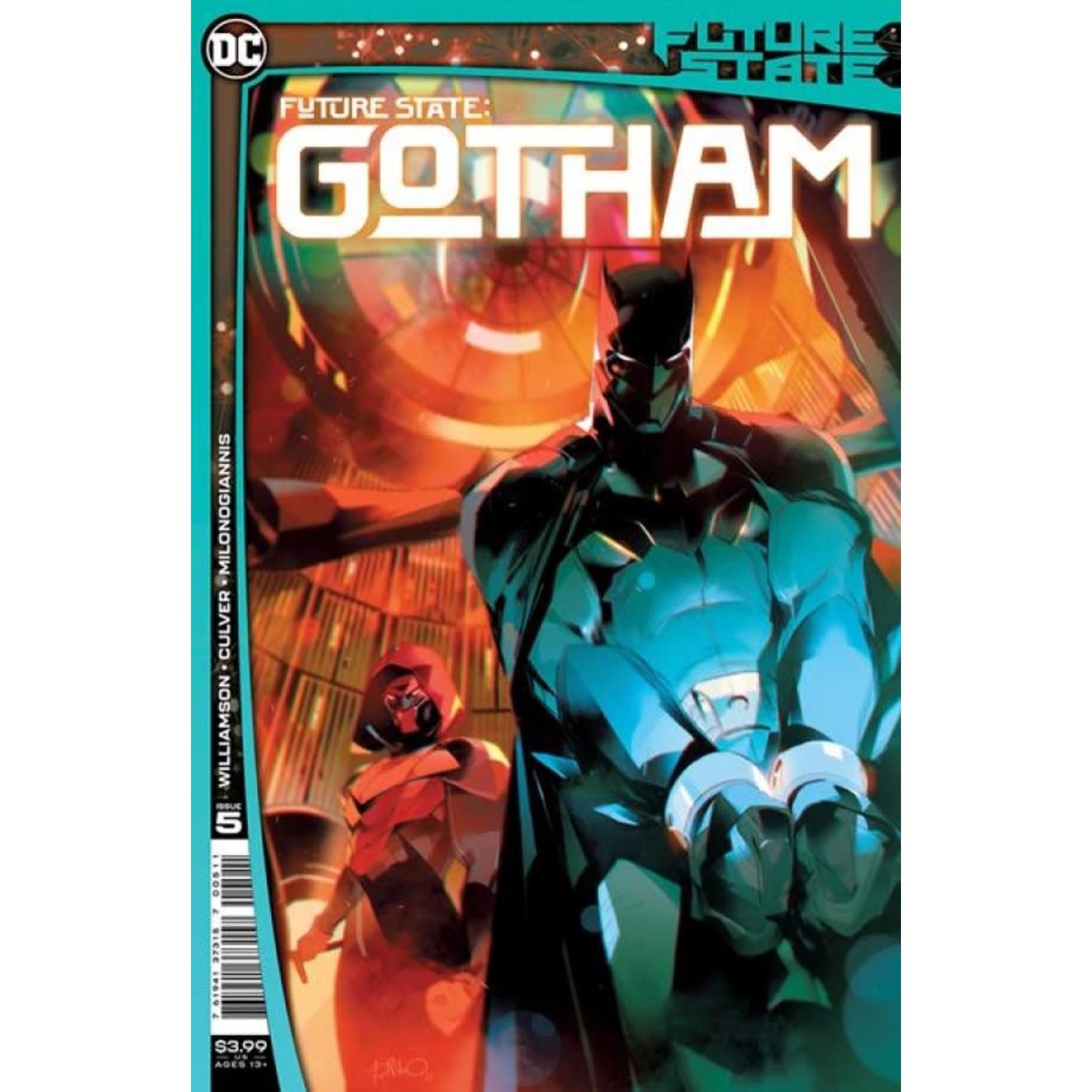 DC Comics Future State: Gotham #5