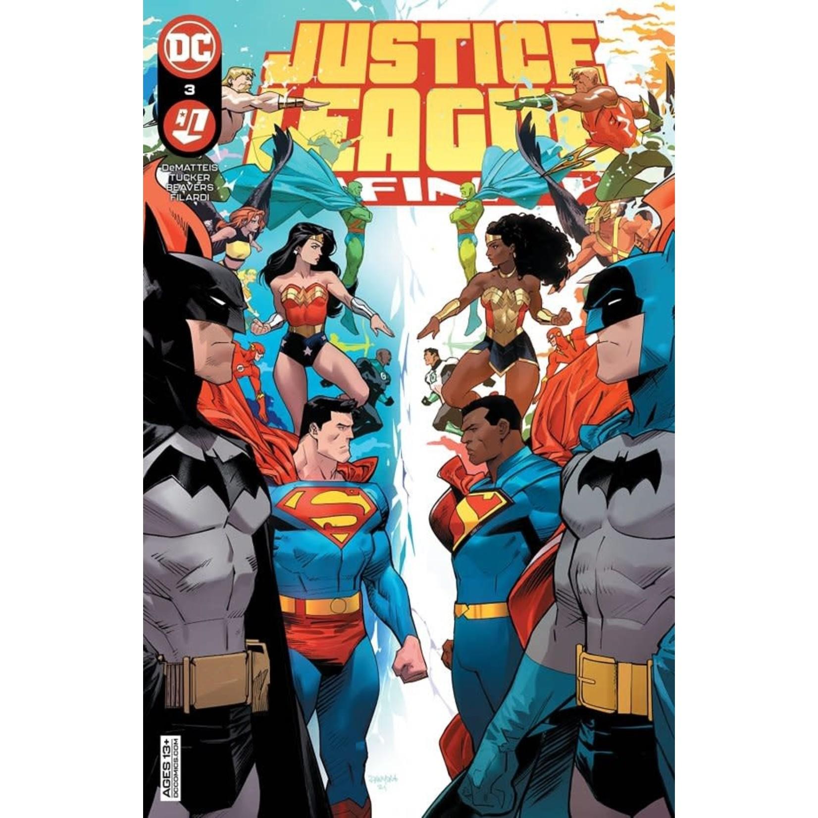 DC Comics Justice League Infinity #3