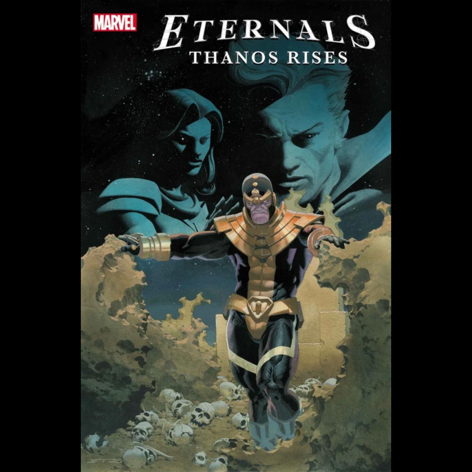 Eternals: Thanos Rises #1