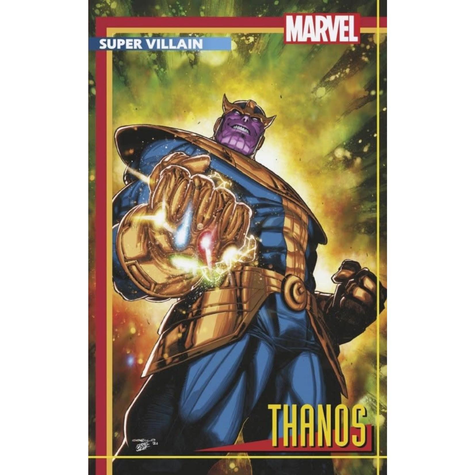 Eternals: Thanos Rises #1 Coello Stormbreakers Variant