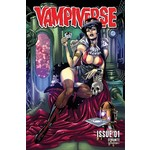 Dynamite Vampiverse #1 Cover C Sanapo