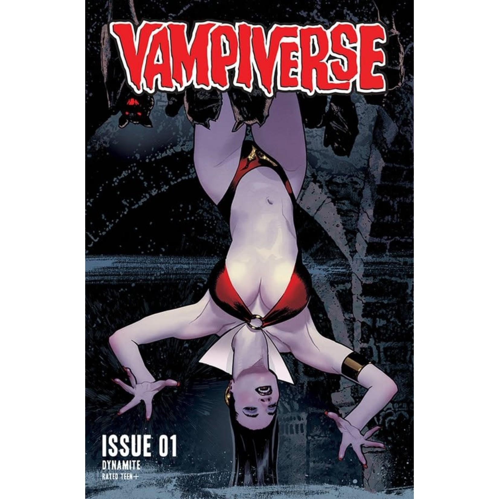 Dynamite Copy of Vampiverse #1 Cover B Segovia