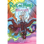 Rick and Morty: Worlds Apart Vol. 01 TP