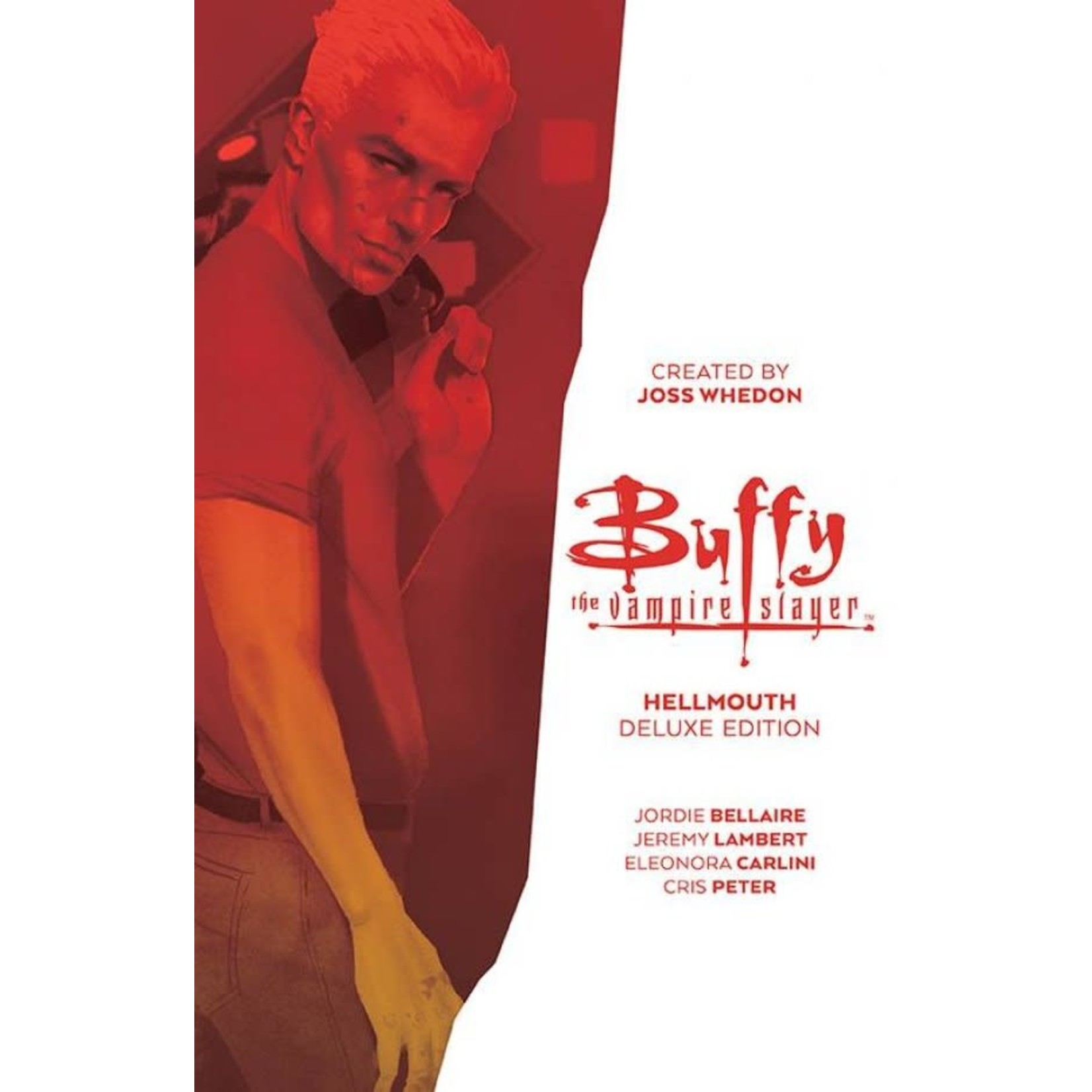 Boom Buffy The Vampire Slayer / Angel: Hellmouth Deluxe Edition HC