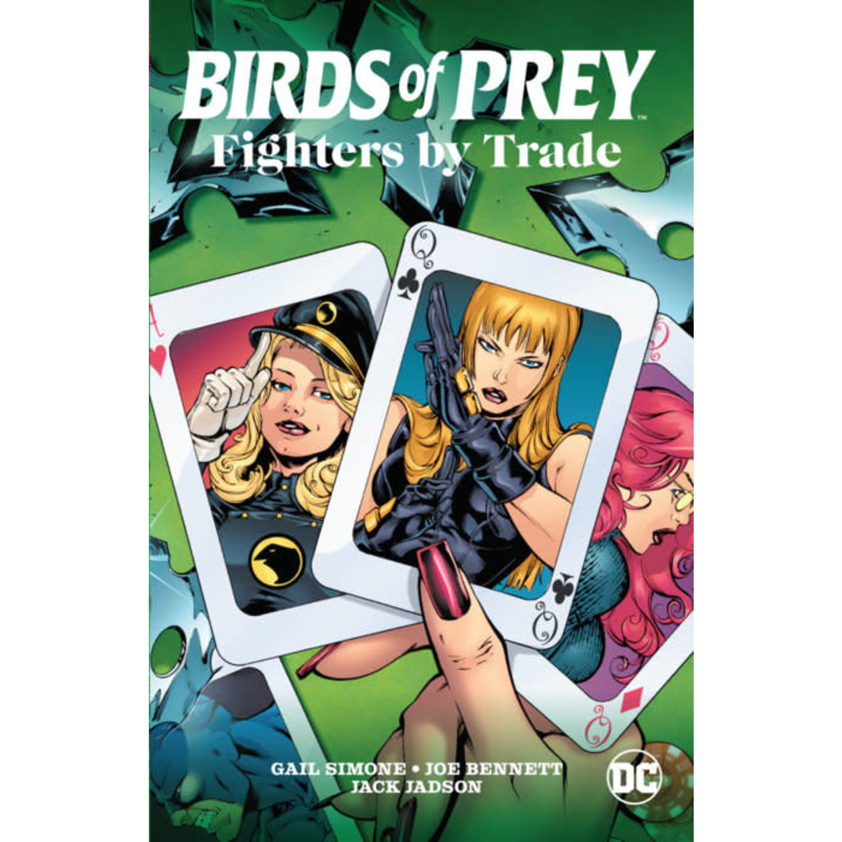 DC Comics Birds of Prey: Fighters by Trade by Gail Simone