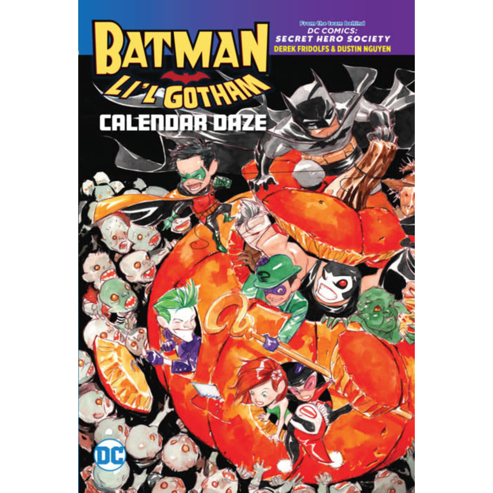 DC Comics Batman: Li'l Gotham: Calendar Daze